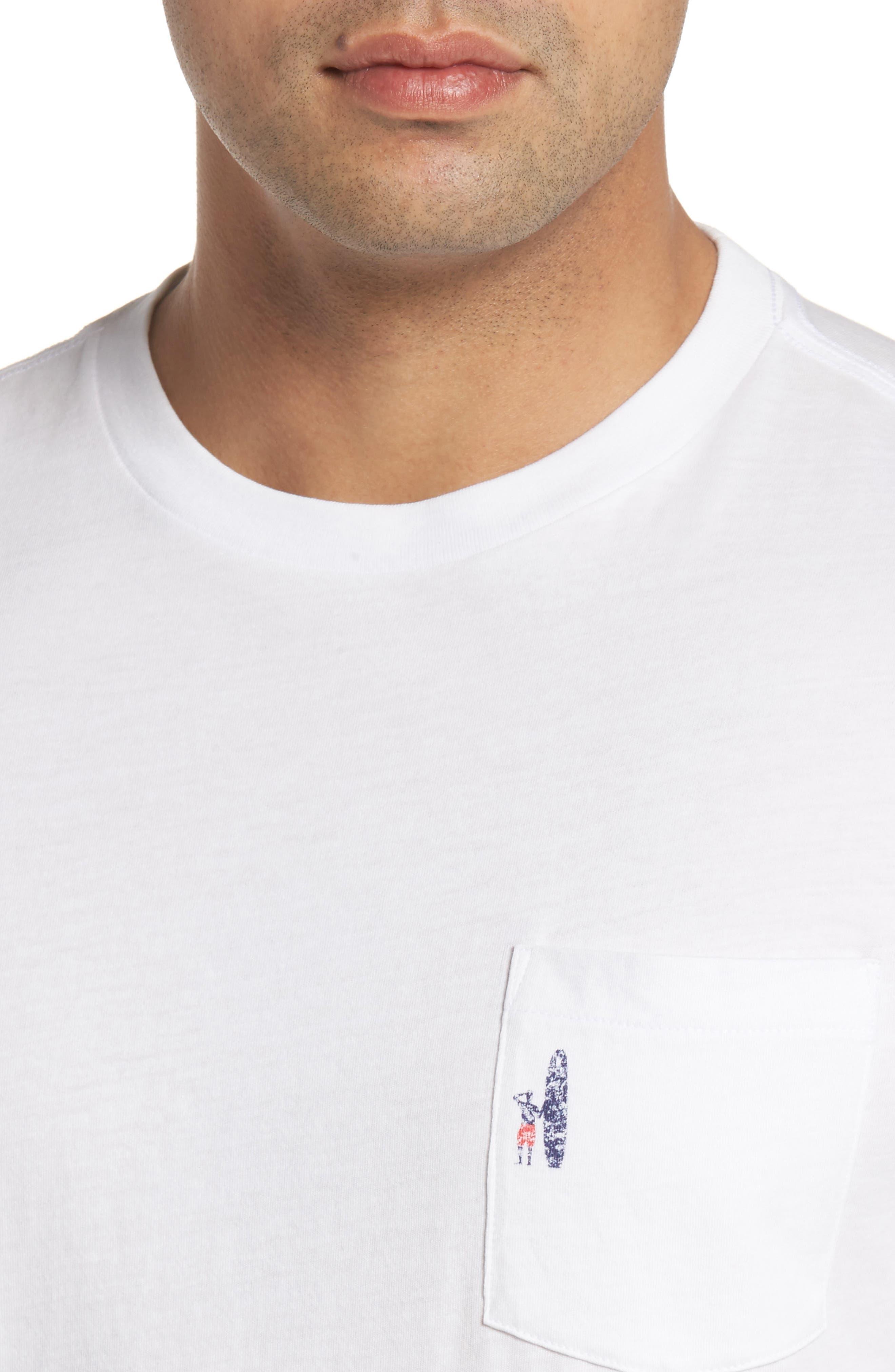 Alternate Image 4  - johnnie-O Union Graphic T-Shirt