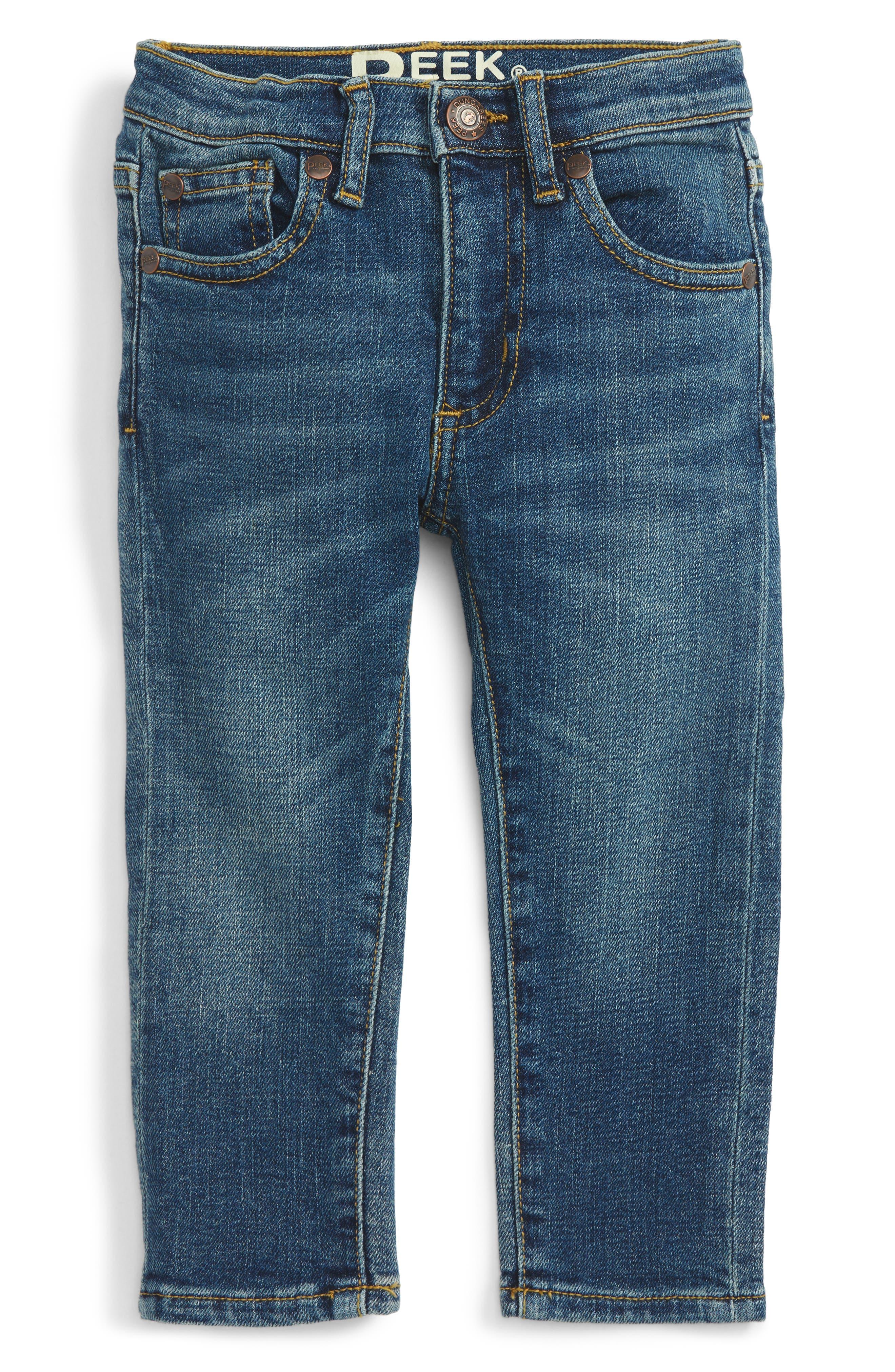Peek Slouch Jeans (Baby Boys)