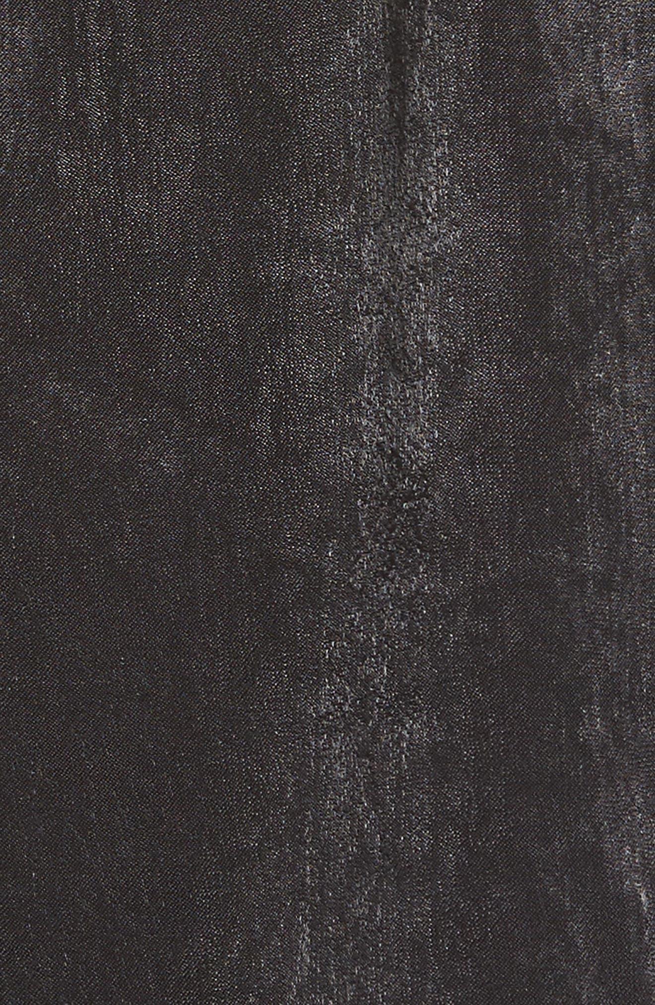 Alternate Image 5  - Soprano Lace Trim Camisole