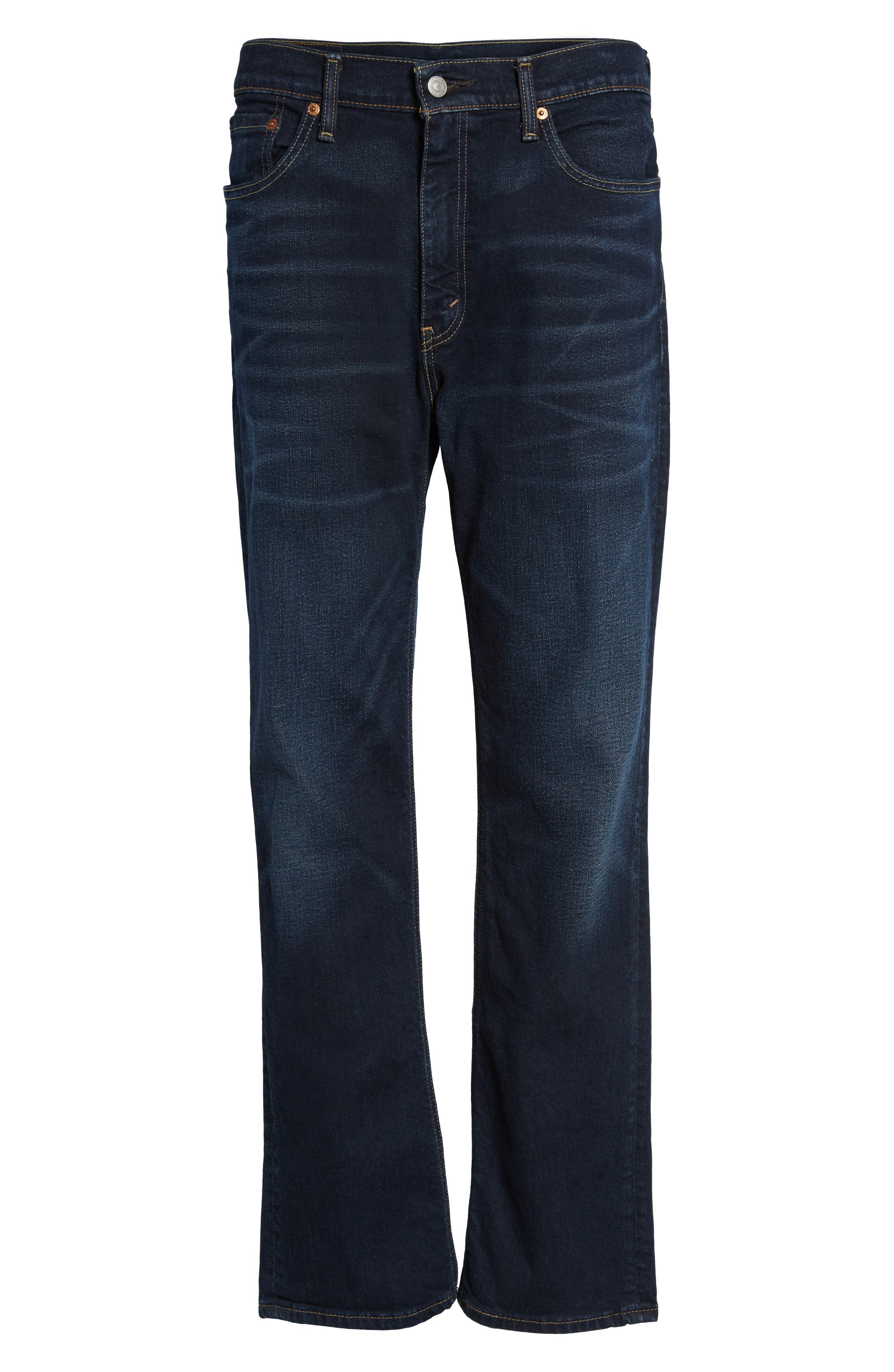 541<sup>™</sup> Athletic Straight Leg Jeans,                             Alternate thumbnail 7, color,                             King Blue