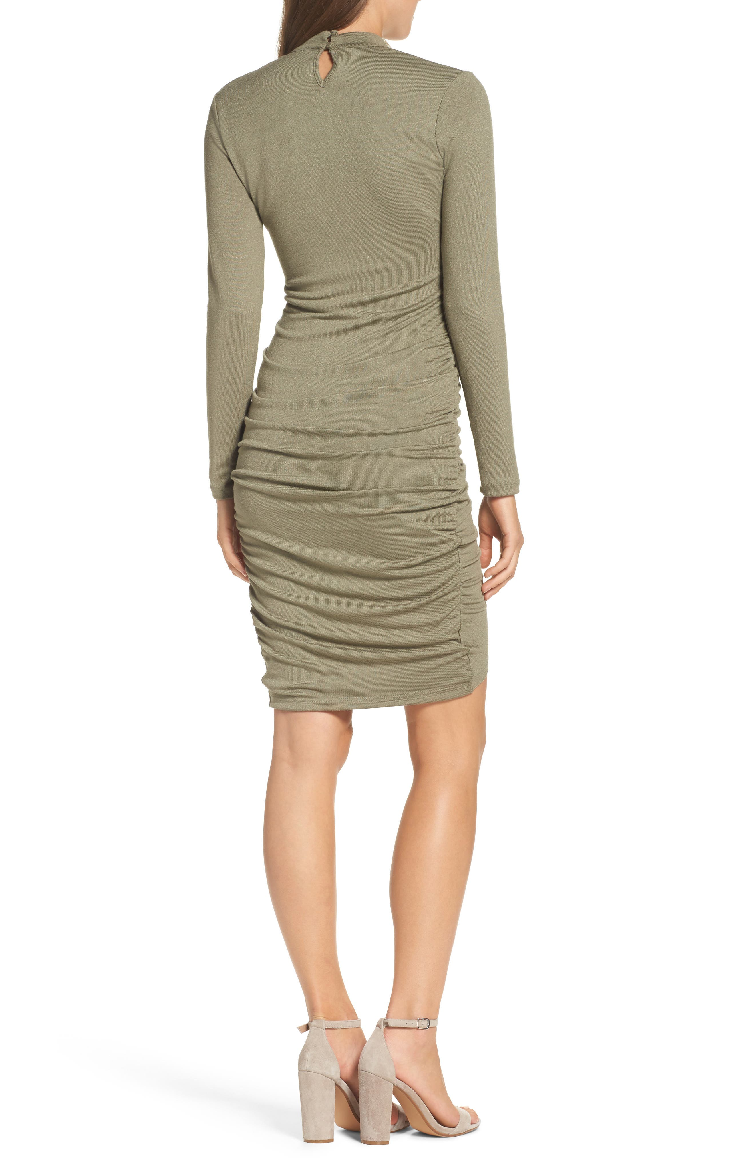 Alternate Image 2  - Bardot Alex Body-Con Dress