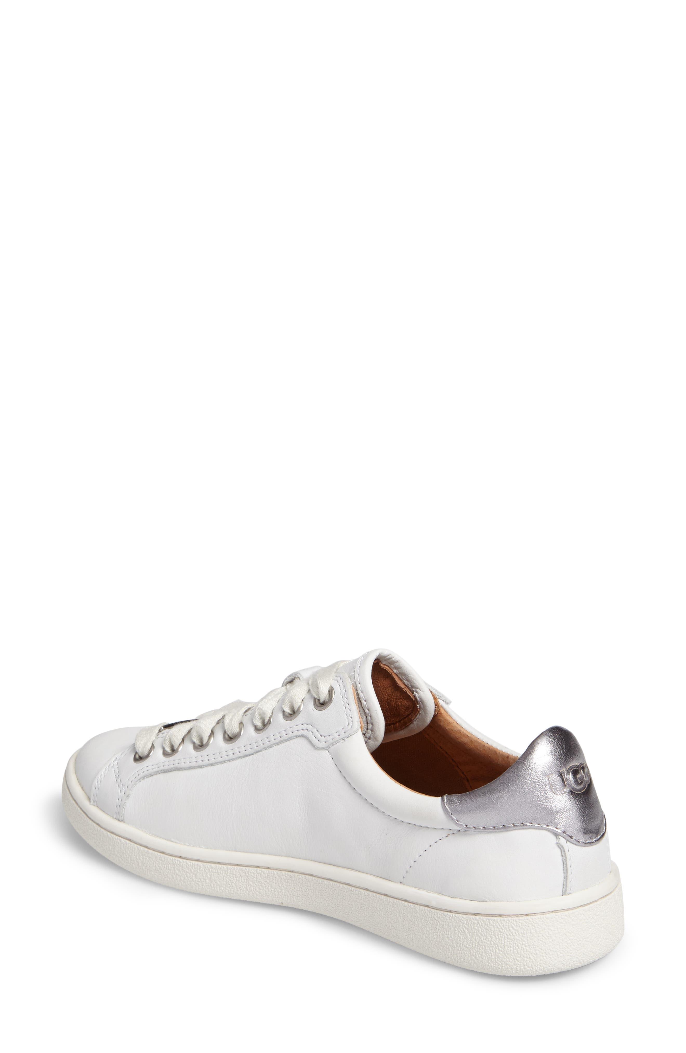 Alternate Image 2  - UGG® Milo Sneaker (Women)