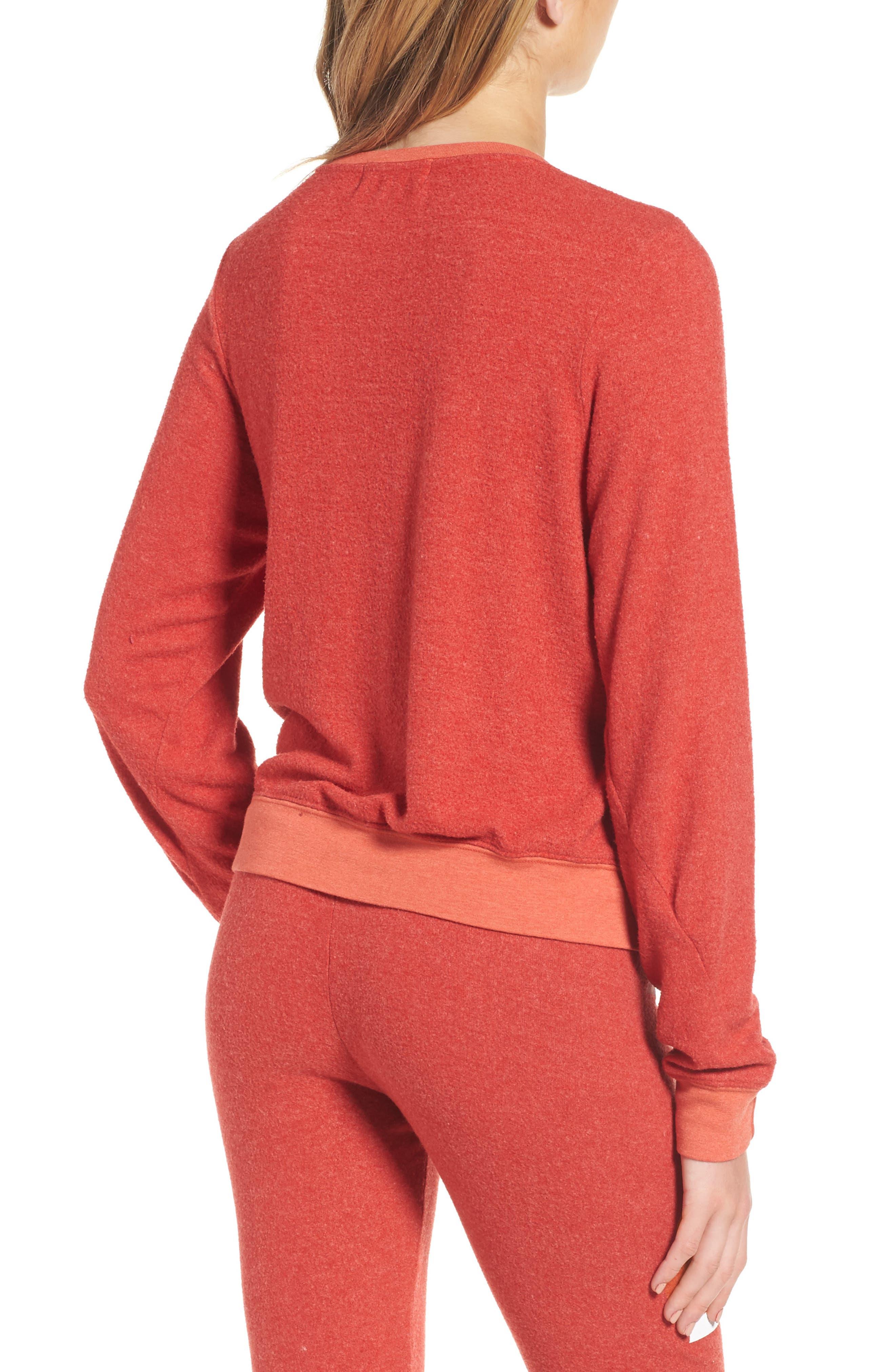Alternate Image 2  - Dream Scene Loved Sweatshirt