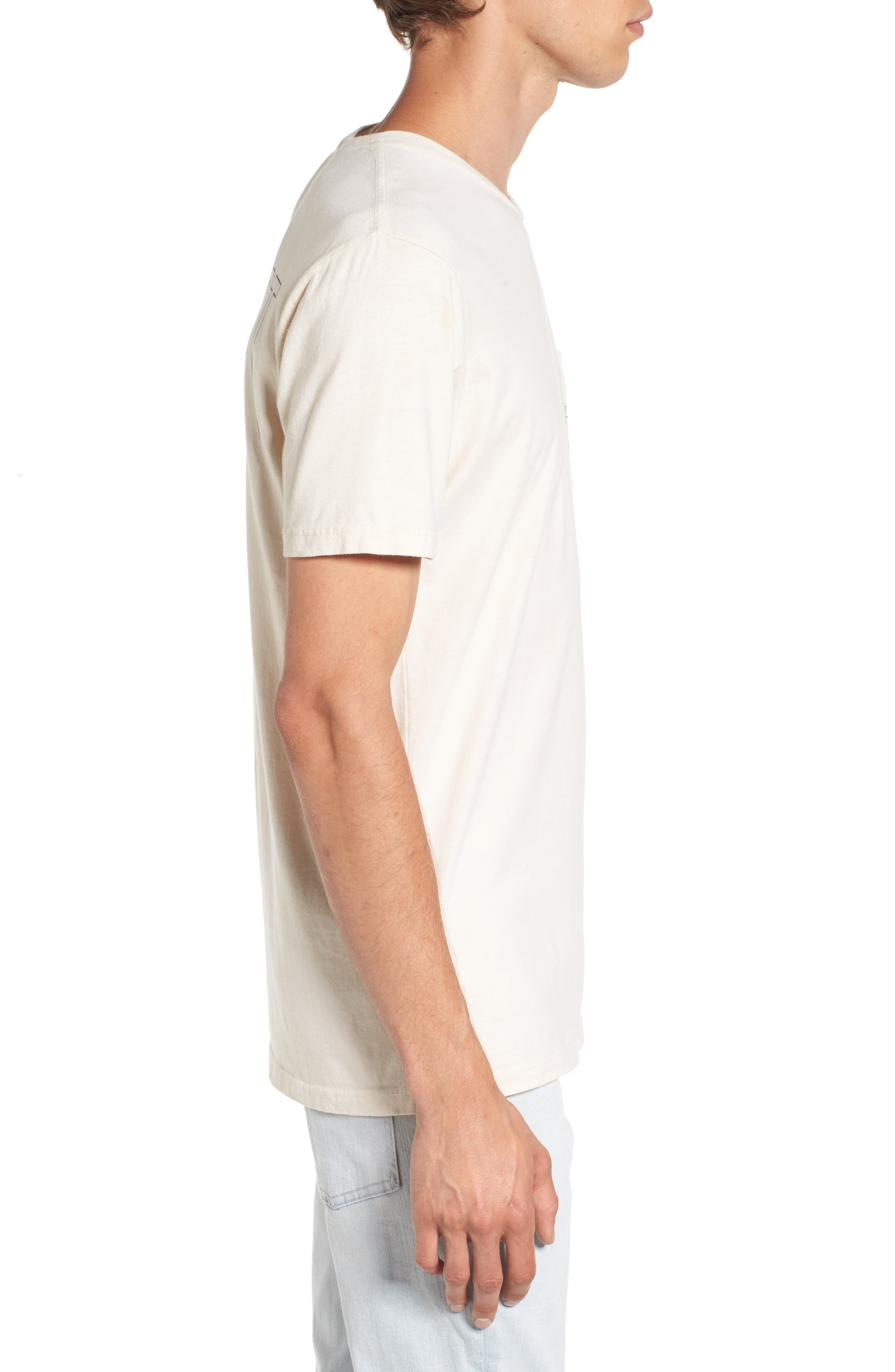 Alternate Image 3  - Altru Mozart Pocket T-Shirt