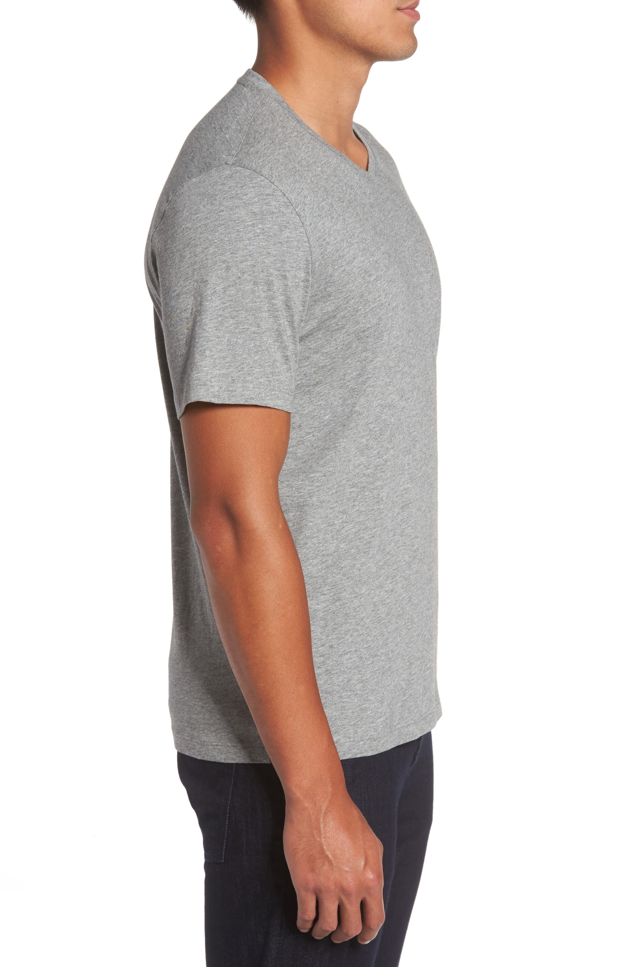 Alternate Image 3  - Zachary Prell Mercer V-Neck T-Shirt