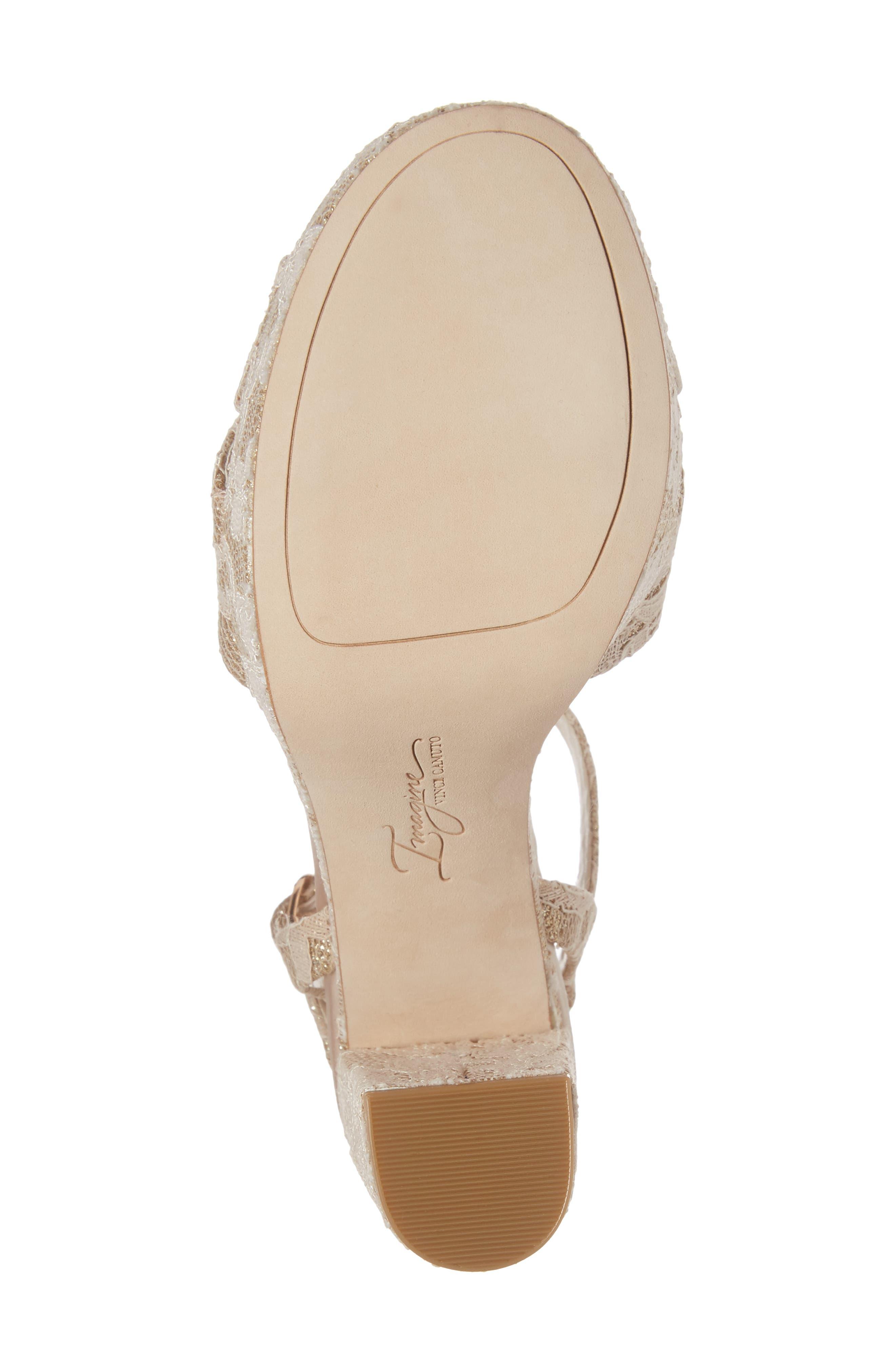Alternate Image 6  - Imagine by Vince Camuto 'Valora' Platform Sandal (Women)