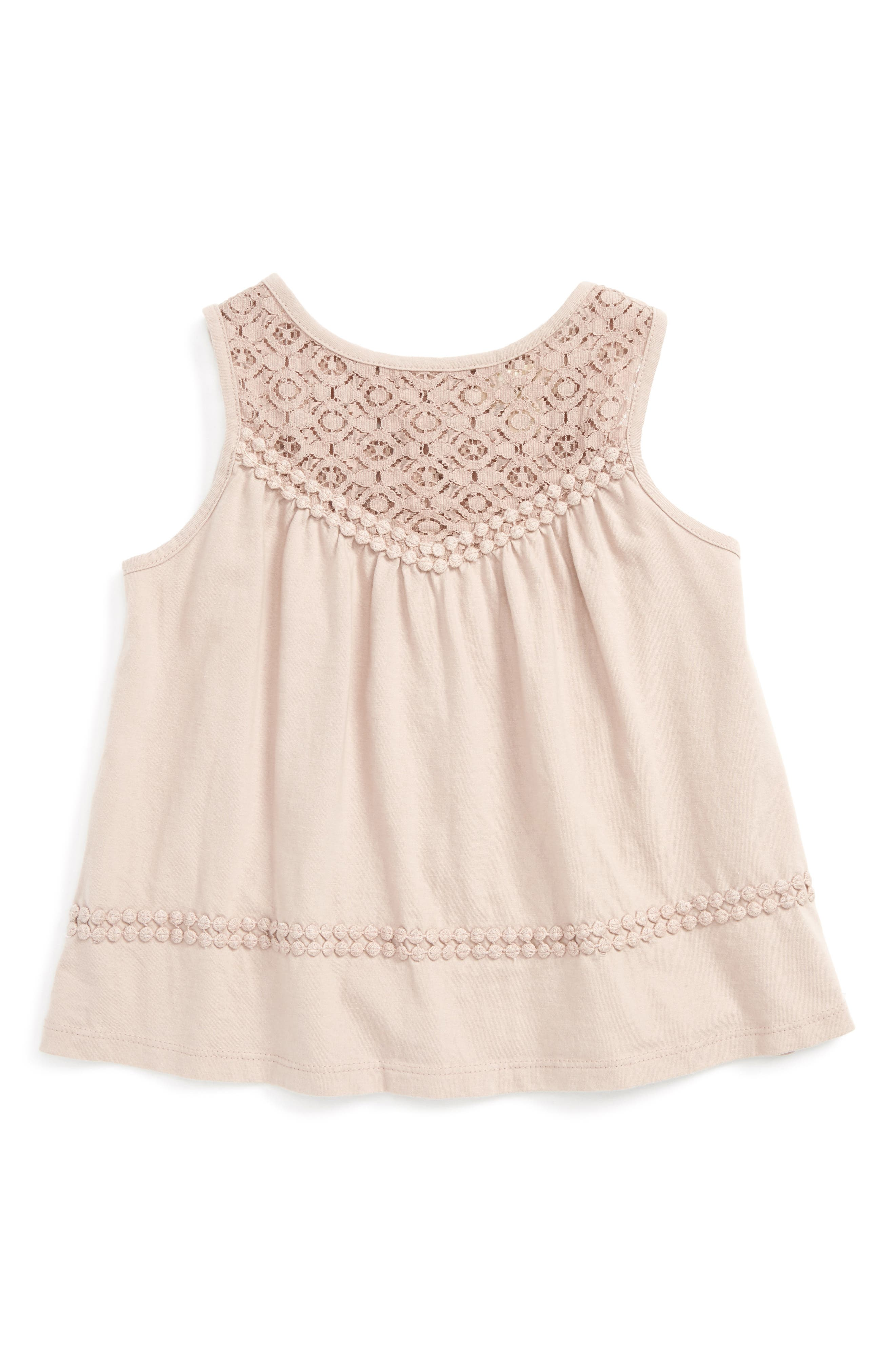 Peek Annie Tank (Toddler Girls, Little Girls & Big Girls)