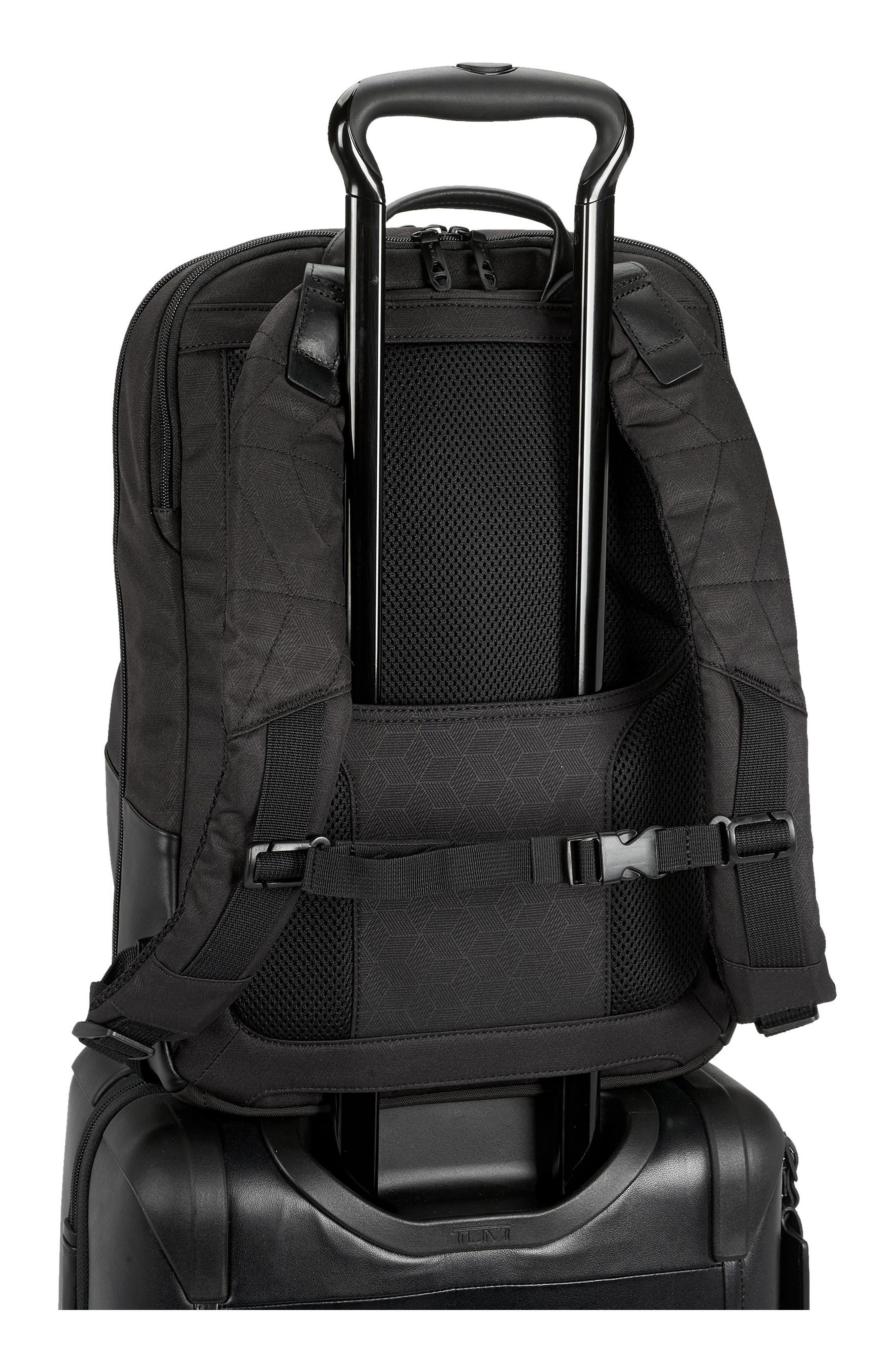 Butler Backpack,                             Alternate thumbnail 5, color,                             Black