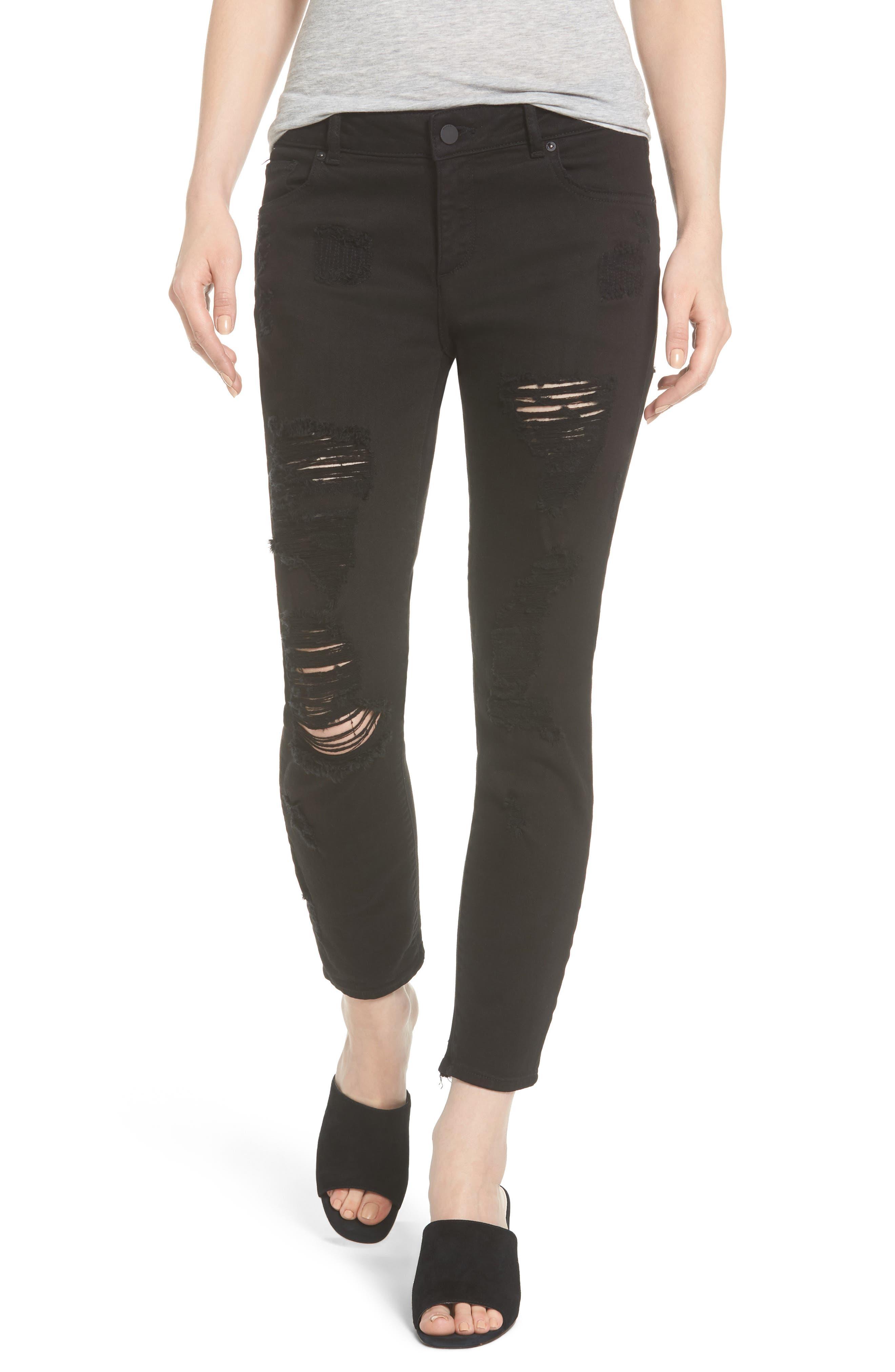 DL1961 Davis Ankle Girlfriend Jeans (Brooks)