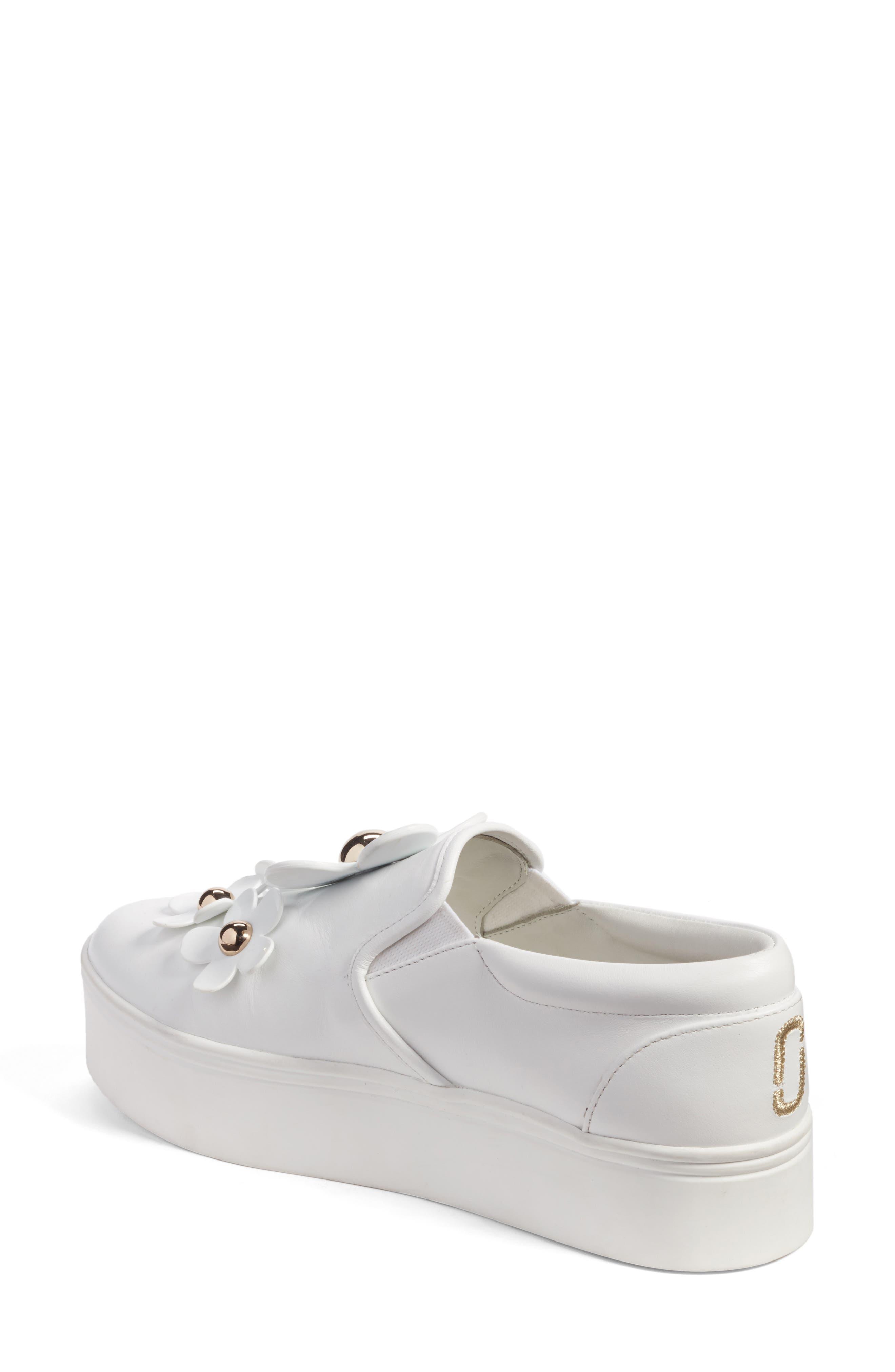 Alternate Image 2  - MARC JACOBS Platform Sneaker (Women)