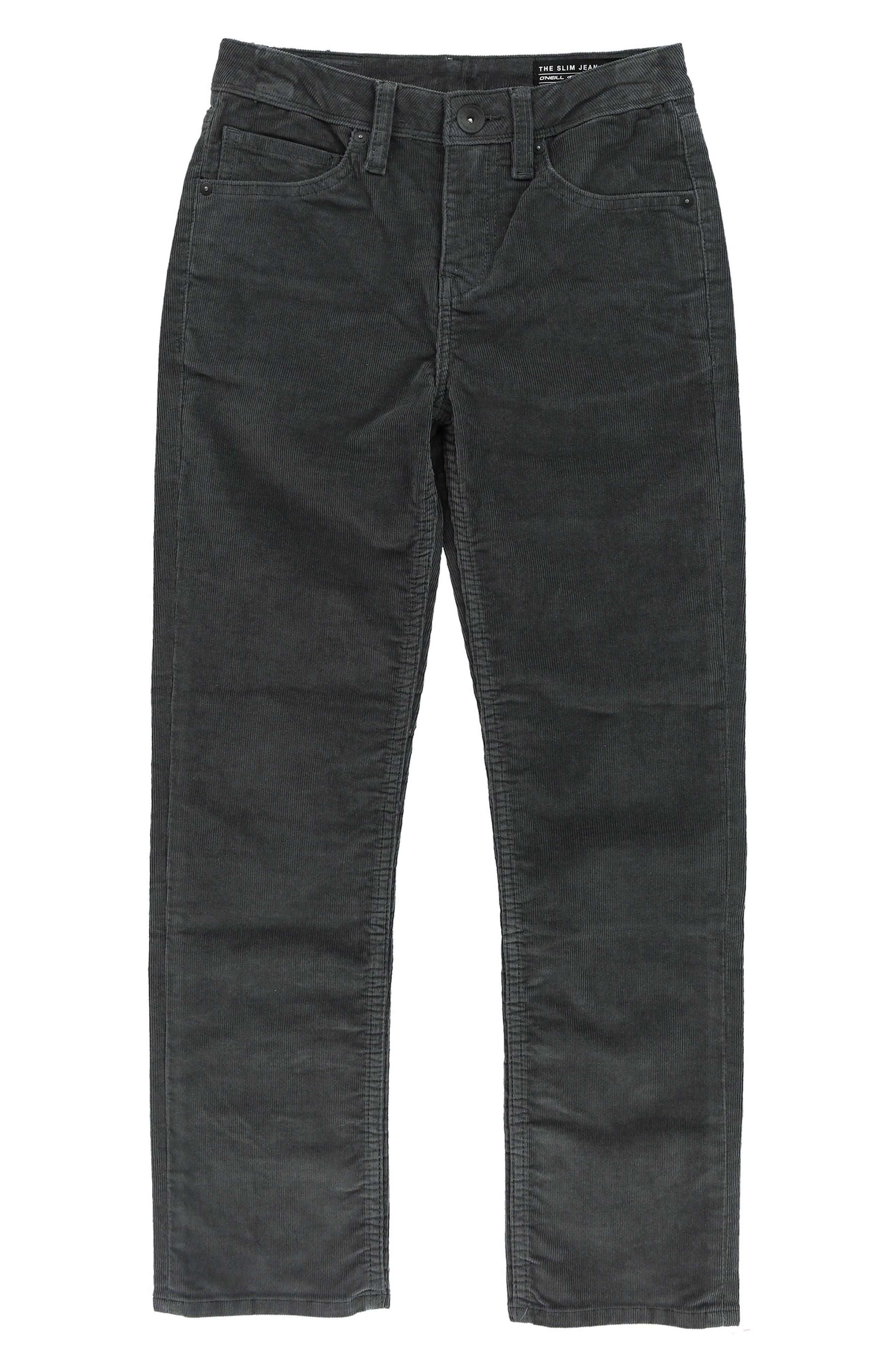 Main Image - O'Neill The Straight Corduroy Pants