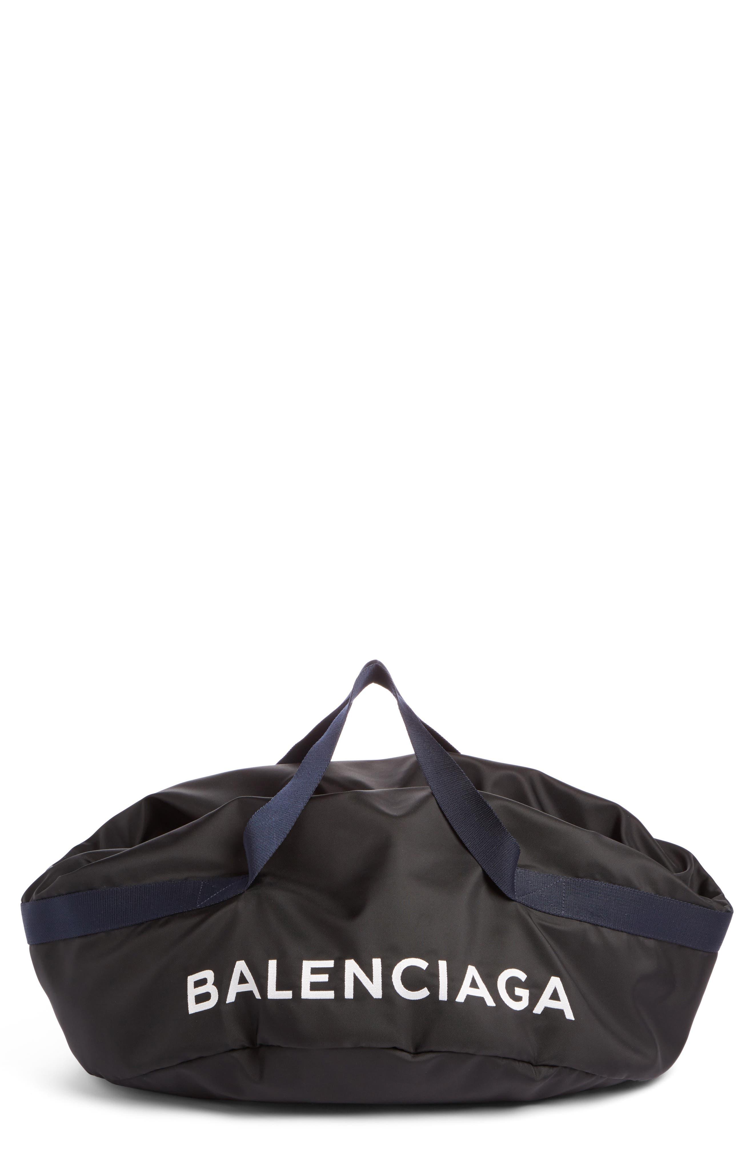 Balenciaga Small Wheel Bag