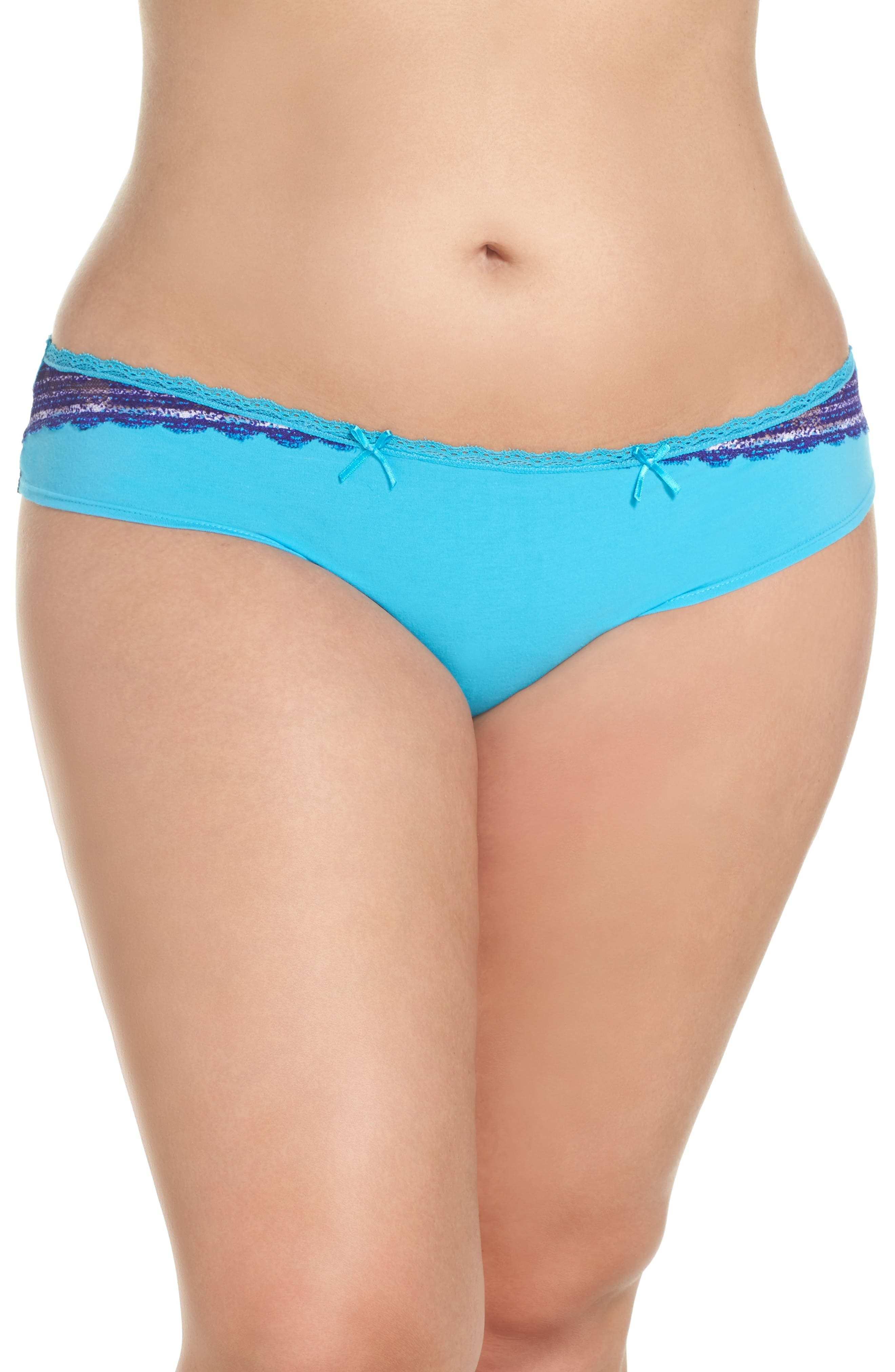 Alternate Image 4  - h.dew Becca Bikini (Regular & Plus Size)