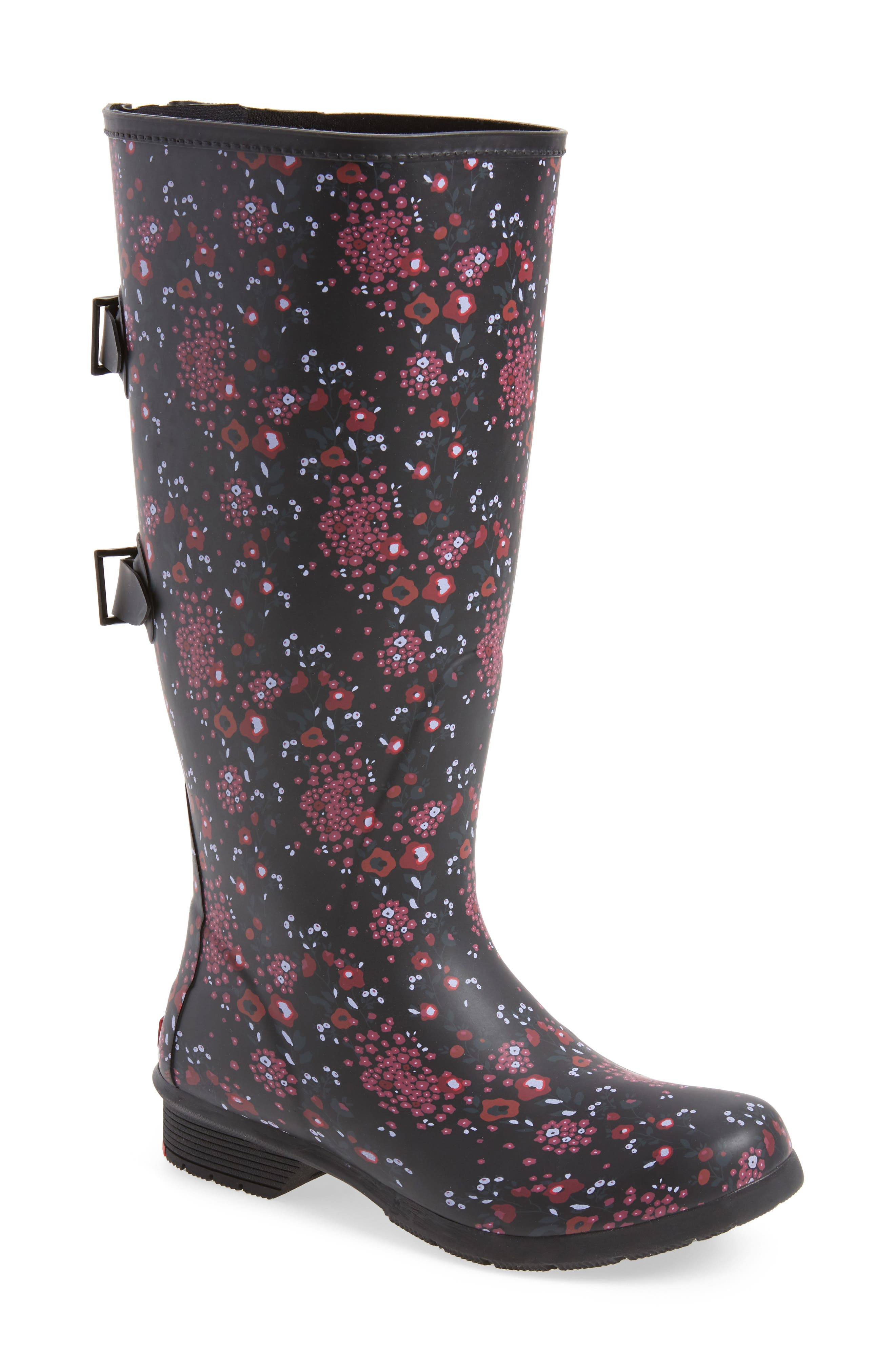 Alternate Image 1 Selected - Chooka Versa Rain Boot (Women) (Wide Calf)