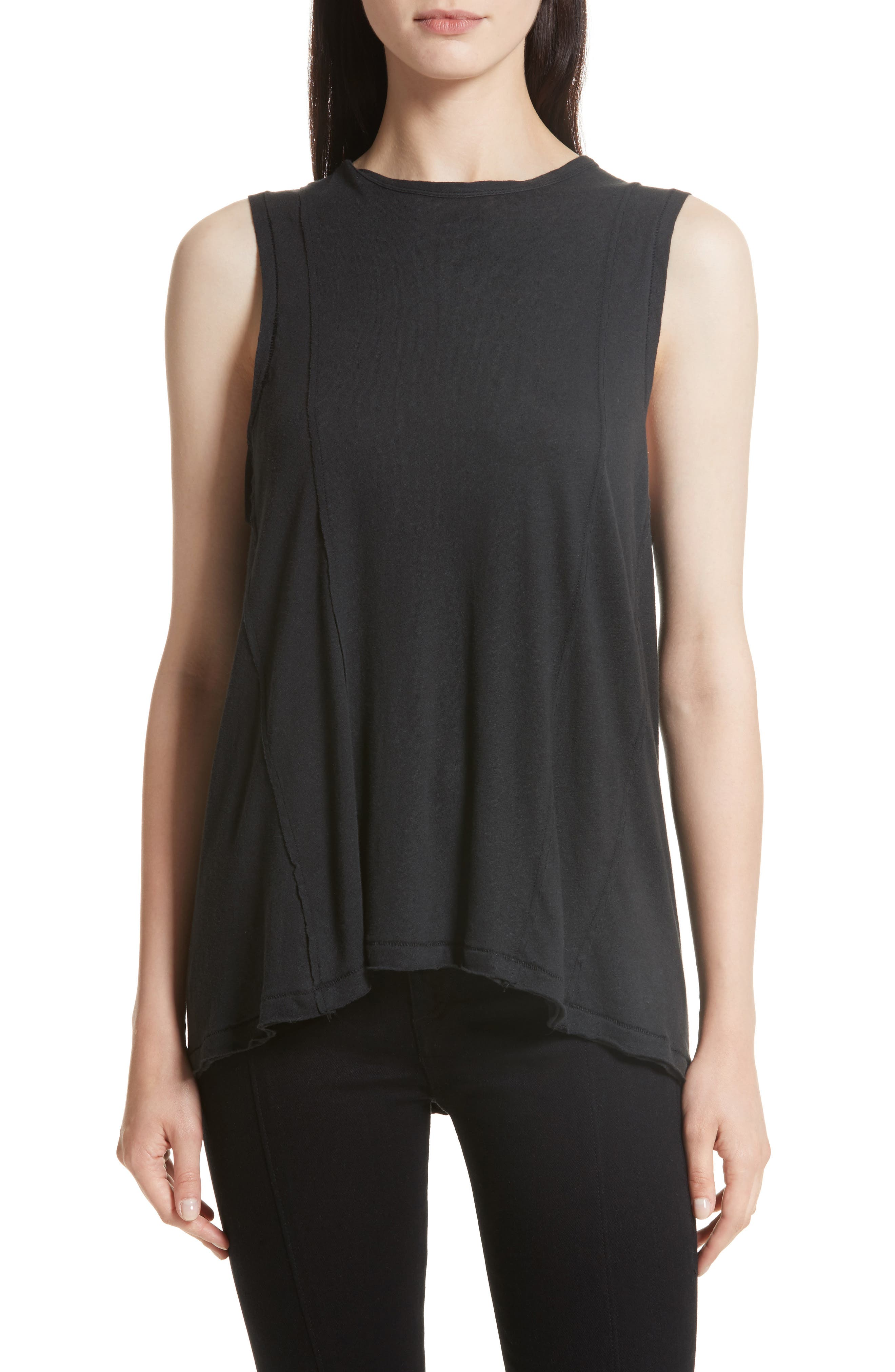 Alternate Image 1 Selected - rag & bone/JEAN Dahlia Muscle Tank