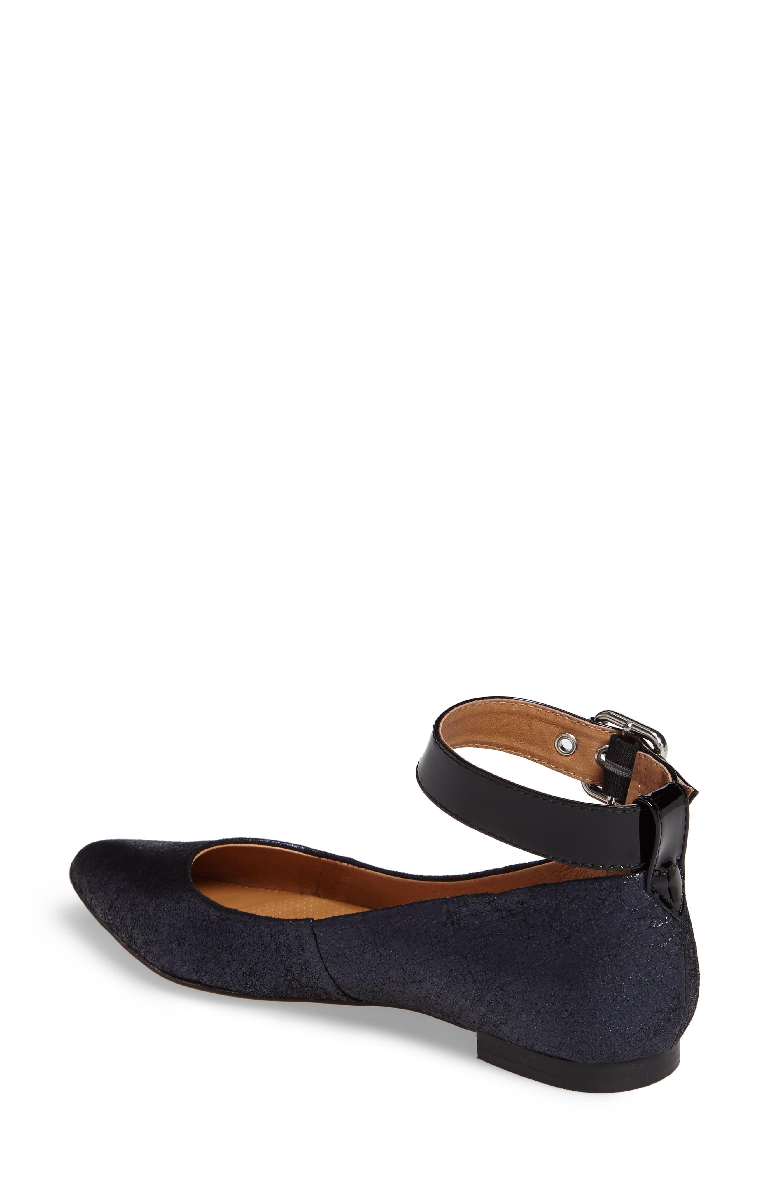 Alternate Image 2  - Corso Como Ramona Ankle Strap Flat (Women)