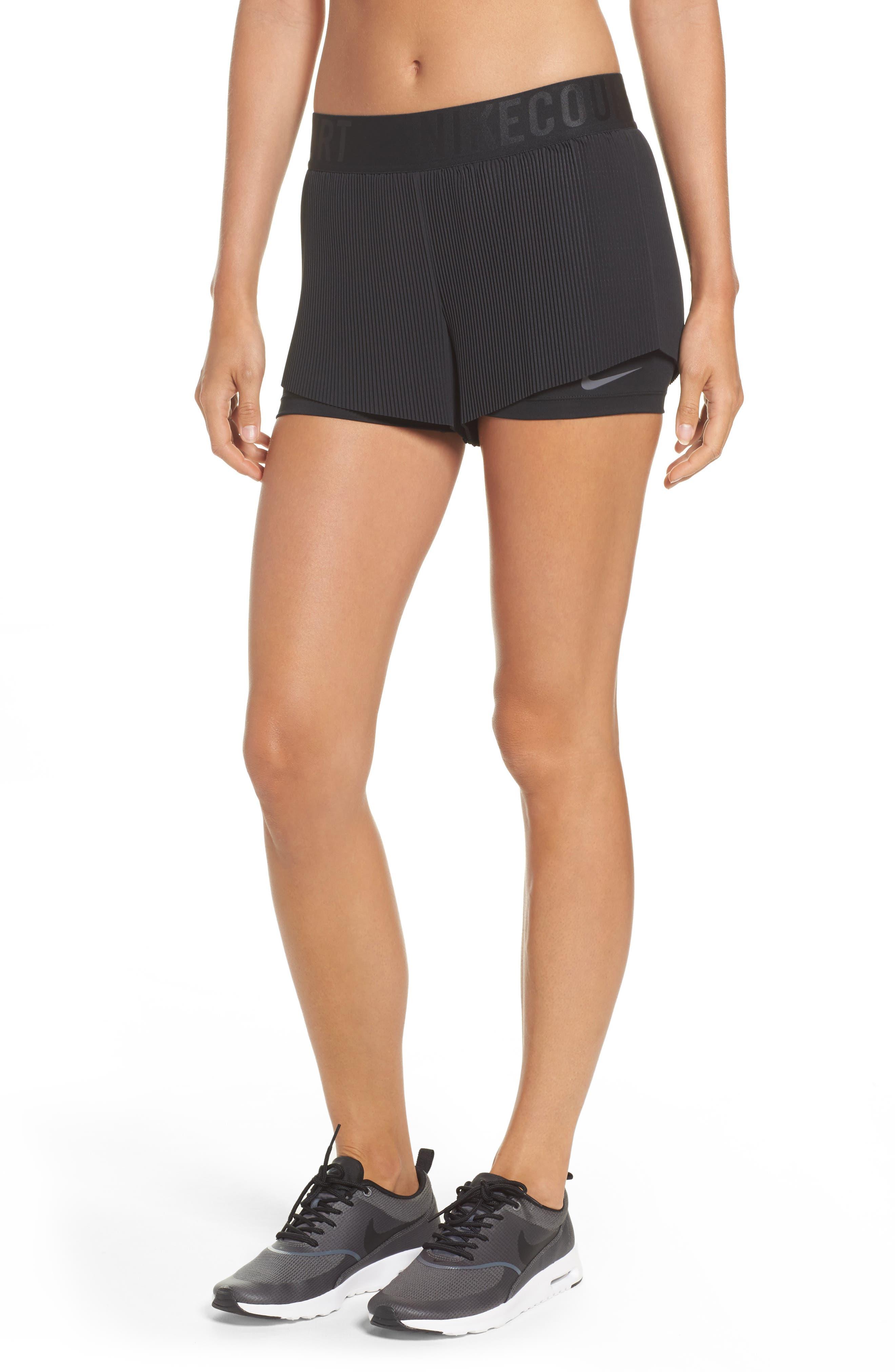 Nike Maria NikeCourt Flex Shorts