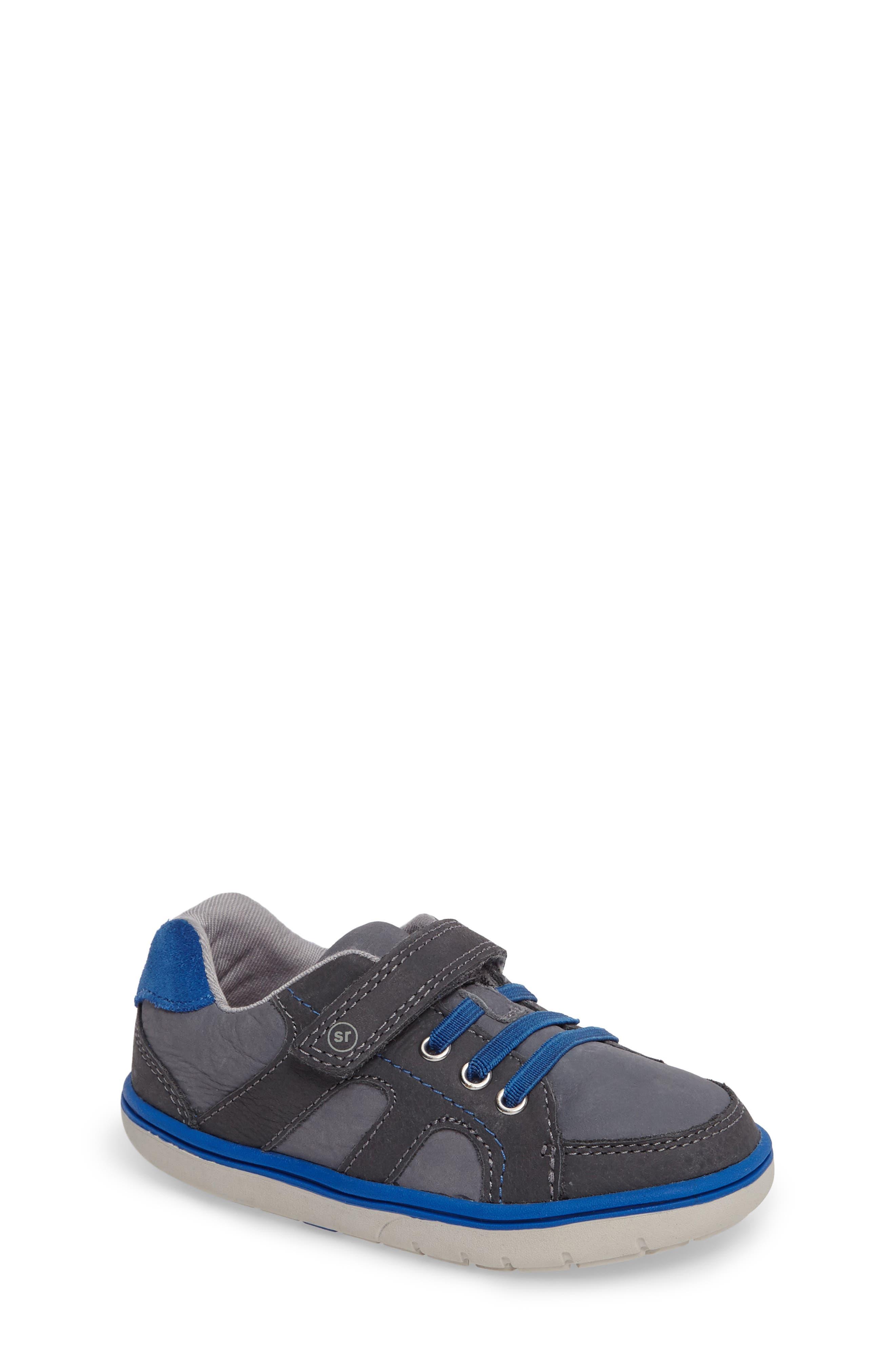 Alternate Image 1 Selected - Stride Rite SRT Noe Sneaker (Baby, Walker, Toddler & Little Kid)