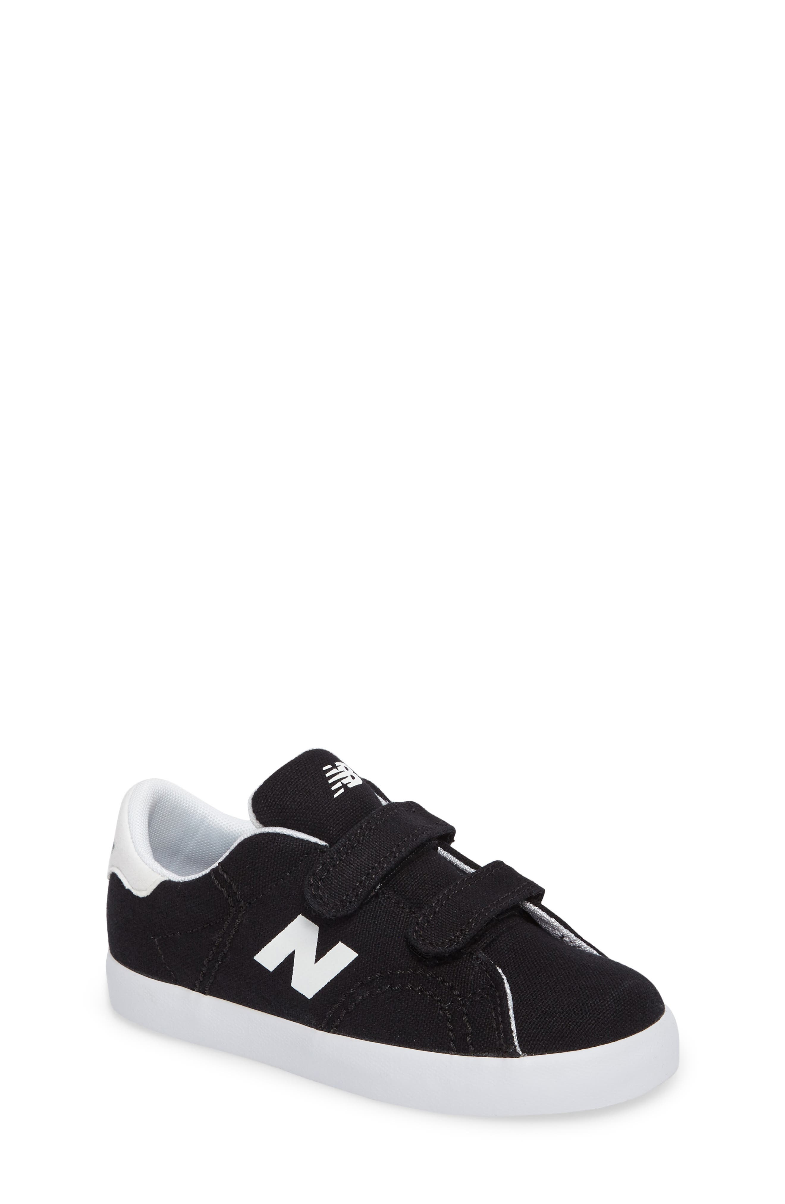New Balance Pro Court Sneaker (Baby, Walker & Toddler)