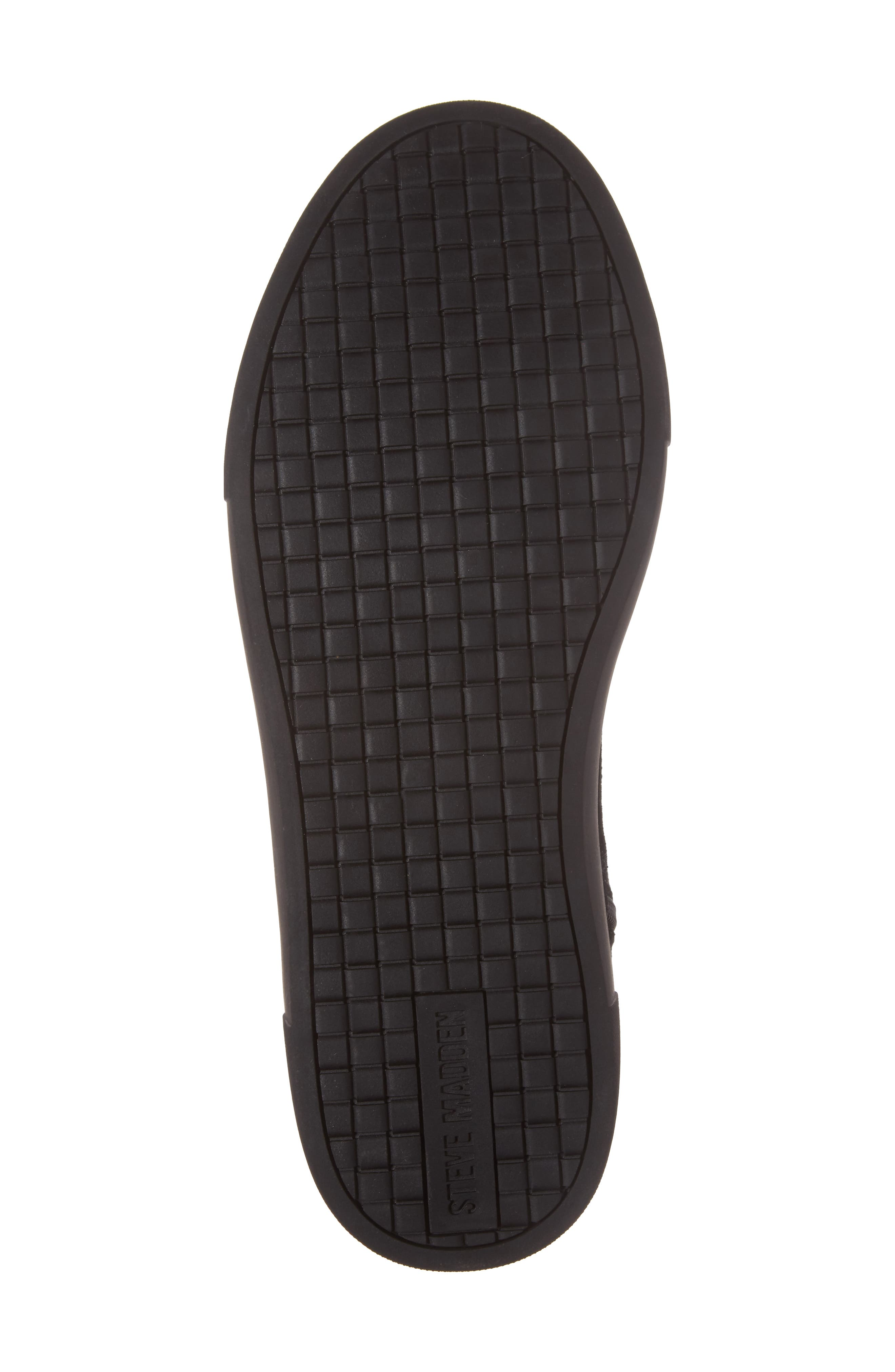 Ormisten Sneaker,                             Alternate thumbnail 6, color,                             Black Suede