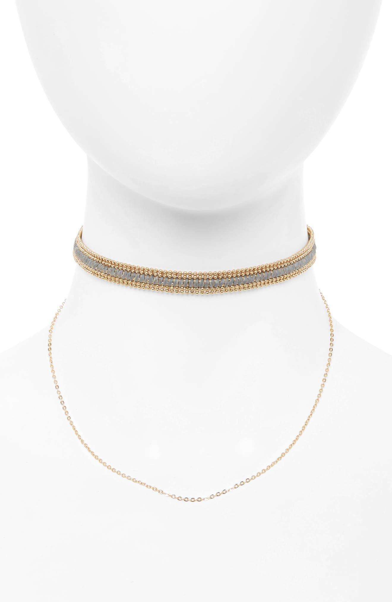 Main Image - Panacea Multistrand Necklace