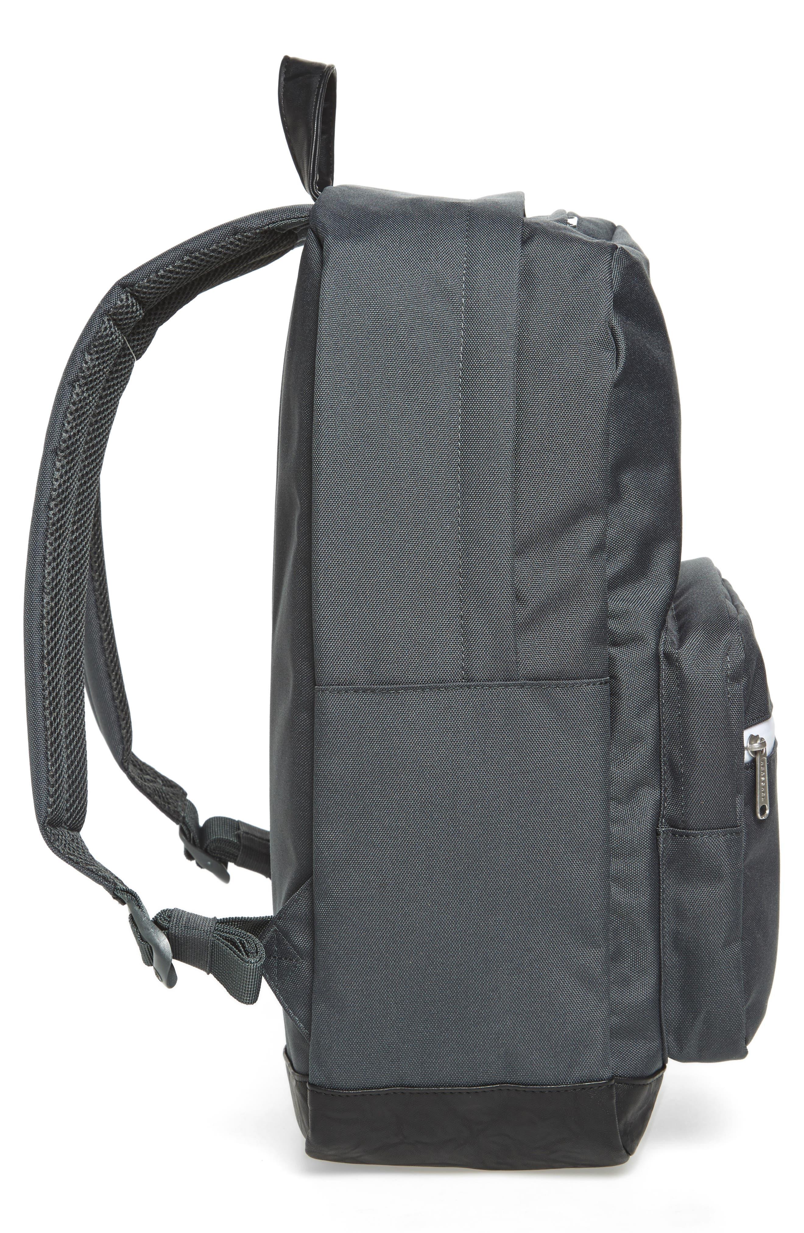 'Pop Quiz' Backpack,                             Alternate thumbnail 5, color,                             Dark Shadow