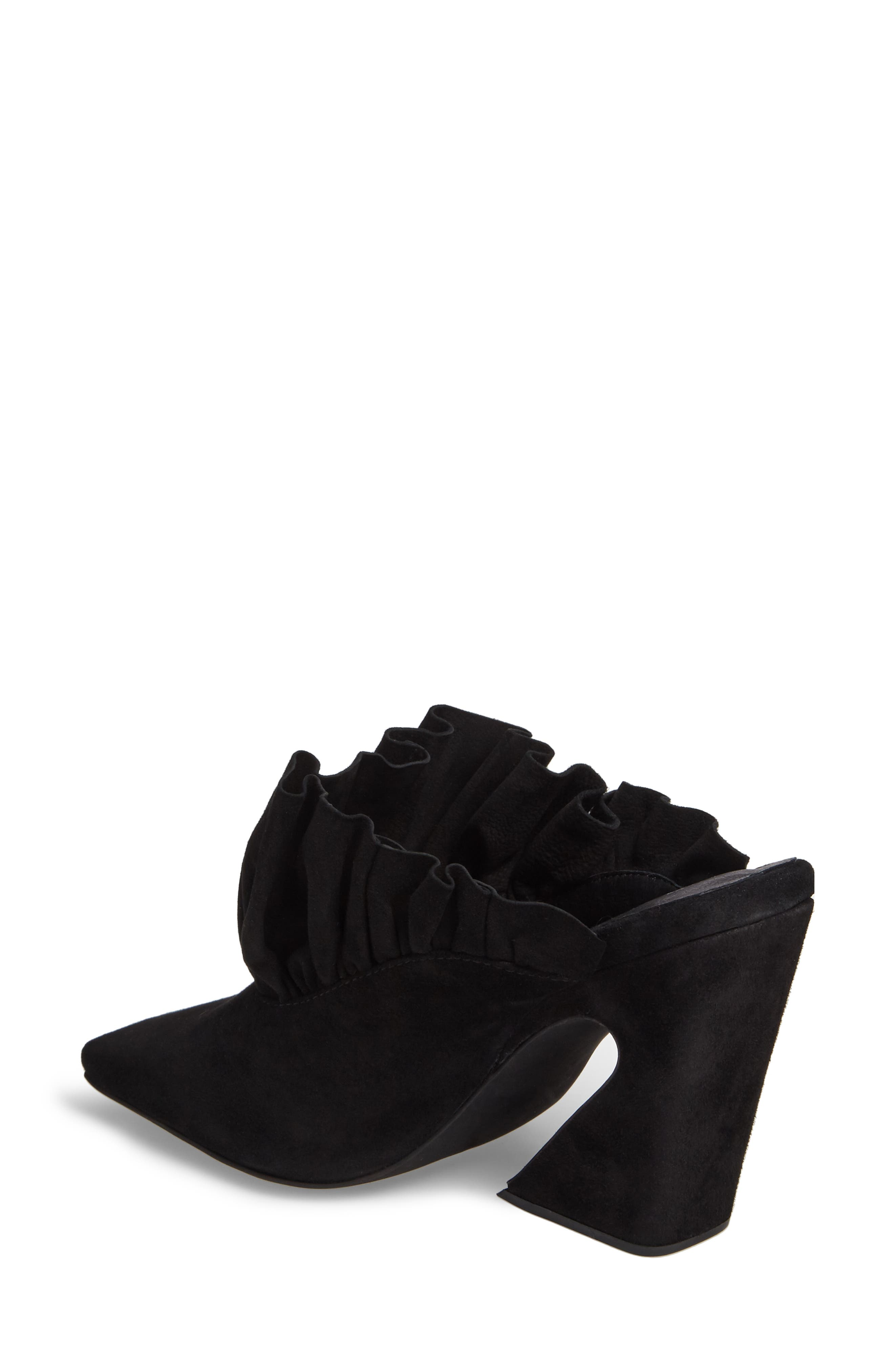 Alternate Image 2  - Jeffrey Campbell Astura Ruffle Mule (Women)