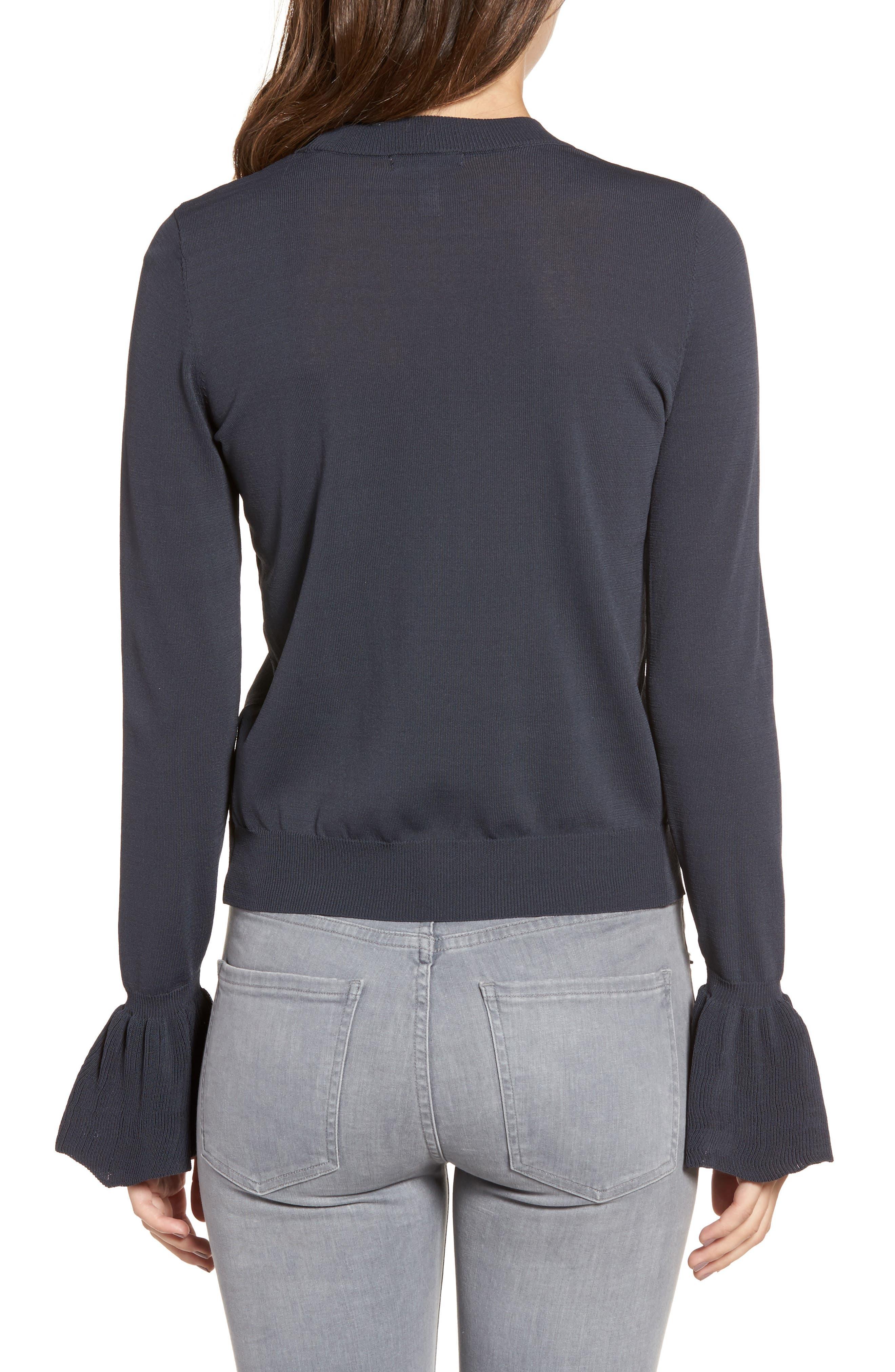 Alternate Image 2  - Leith Flare Cuff Sweater