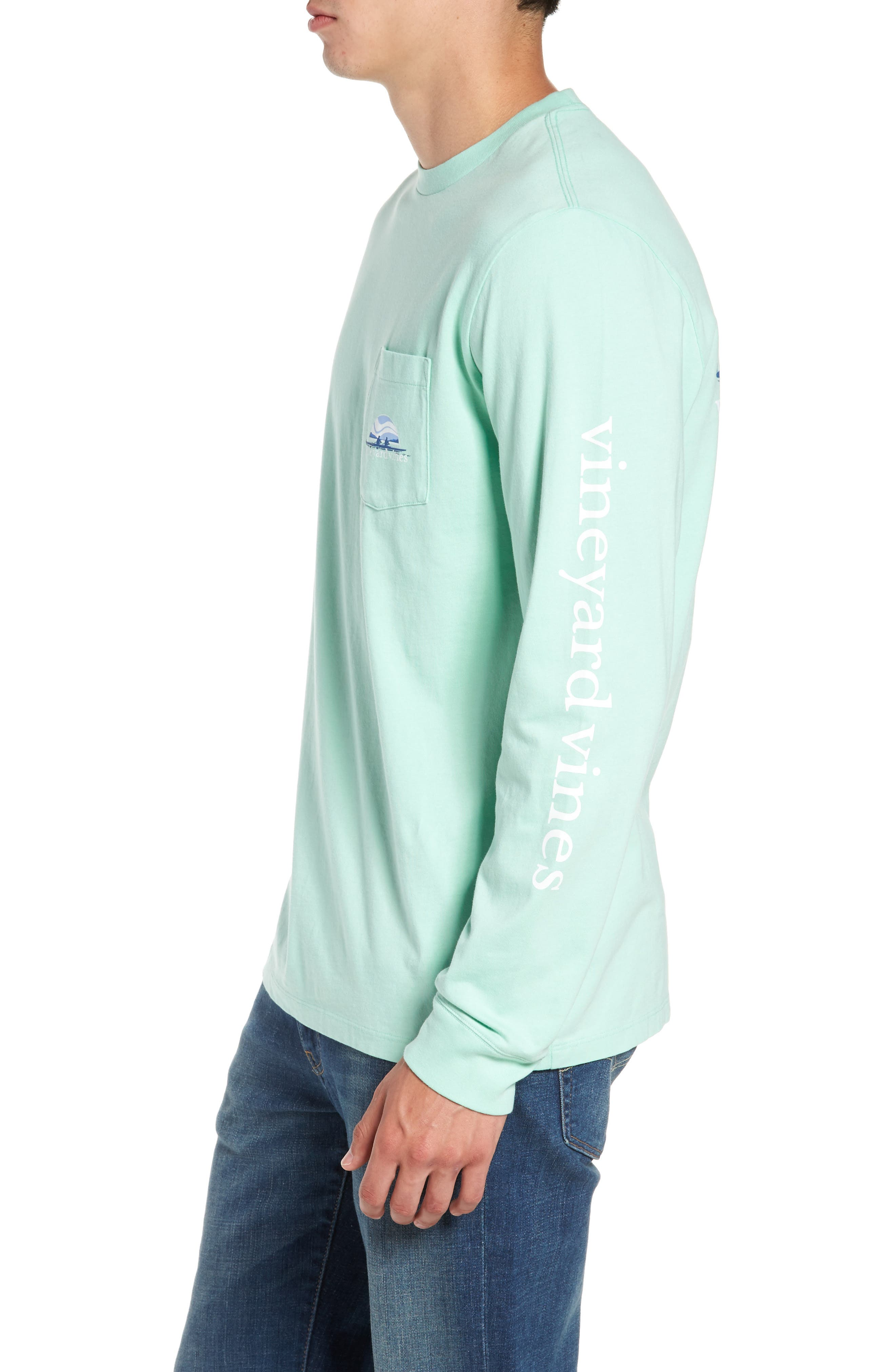 Alternate Image 3  - Vineyard Vines Rowing Graphic T-Shirt