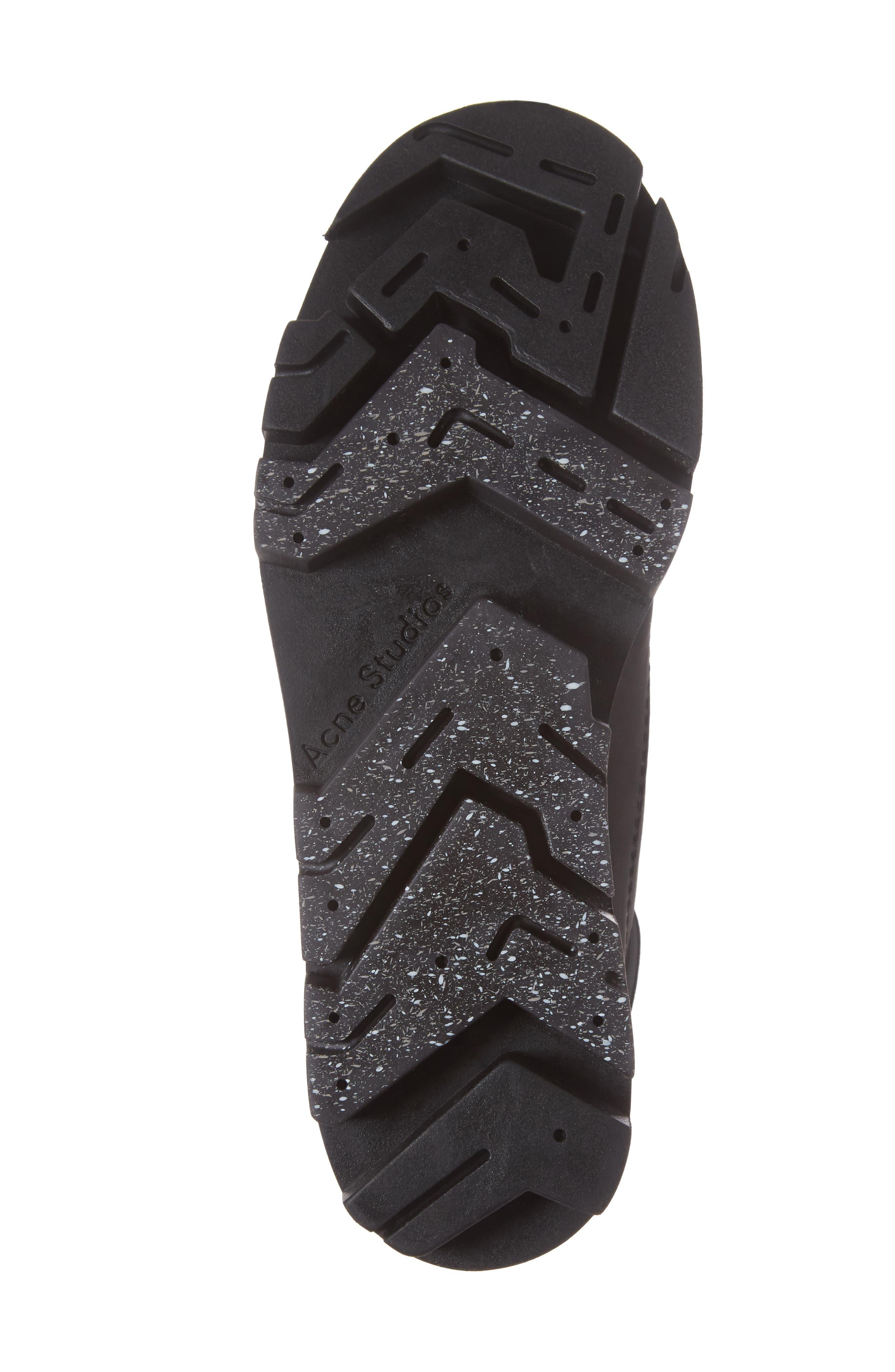Alternate Image 6  - ACNE Studios Tinne Lugged Platform Boot (Women)