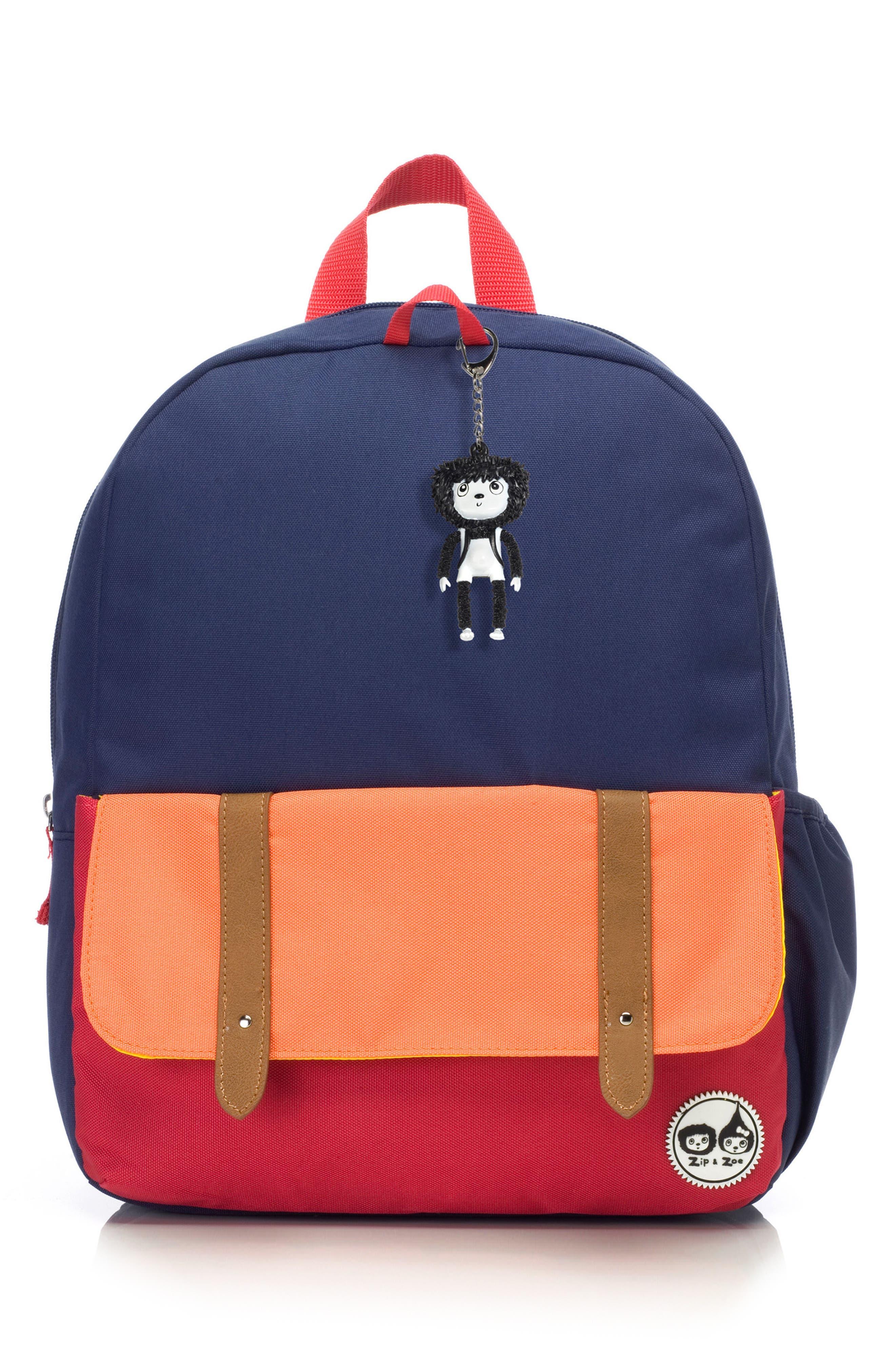 Alternate Image 13  - Babymel Zip & Zoe Junior Backpack Set