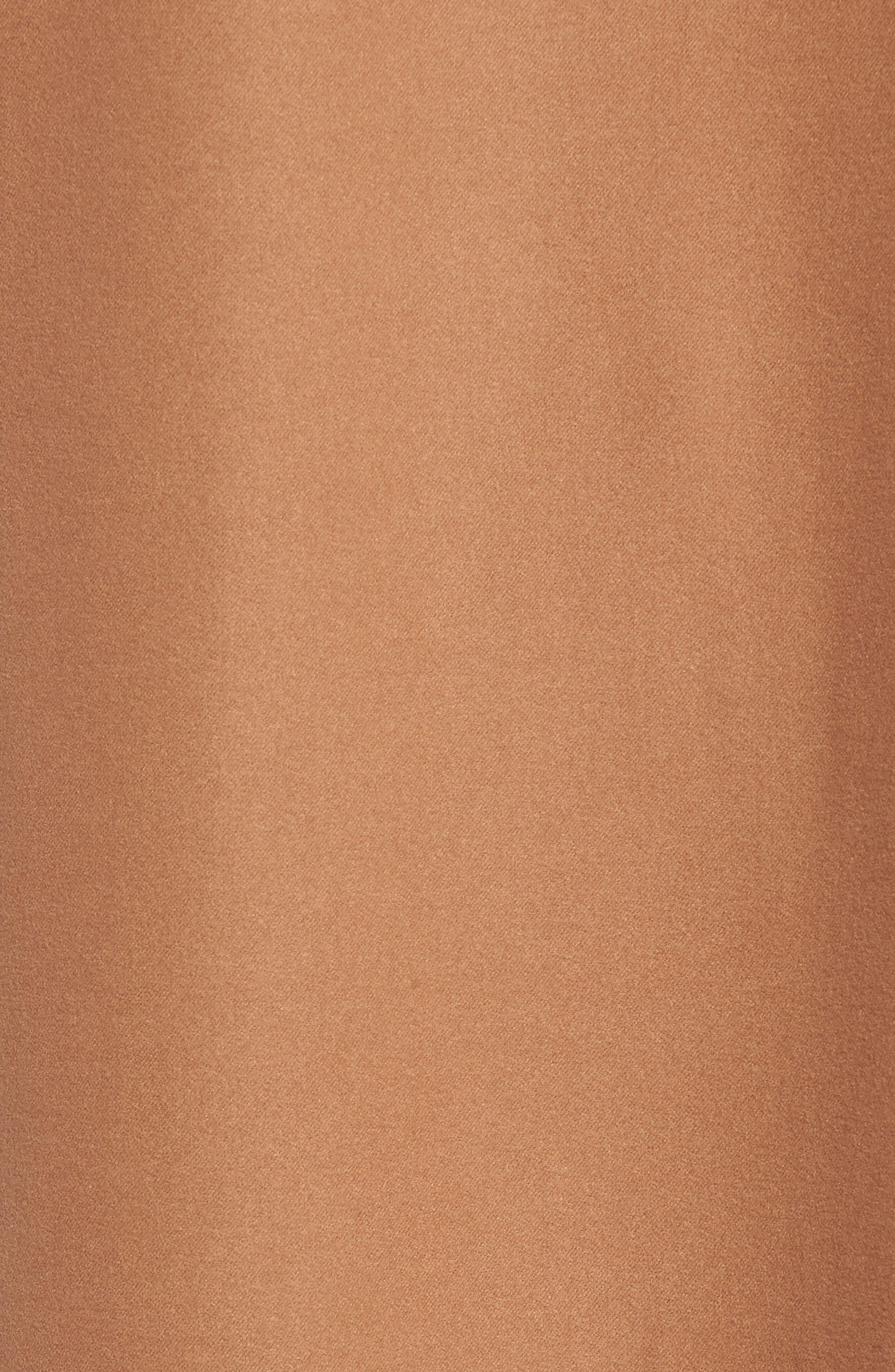 Perfect Midi Coat,                             Alternate thumbnail 7, color,                             Camel