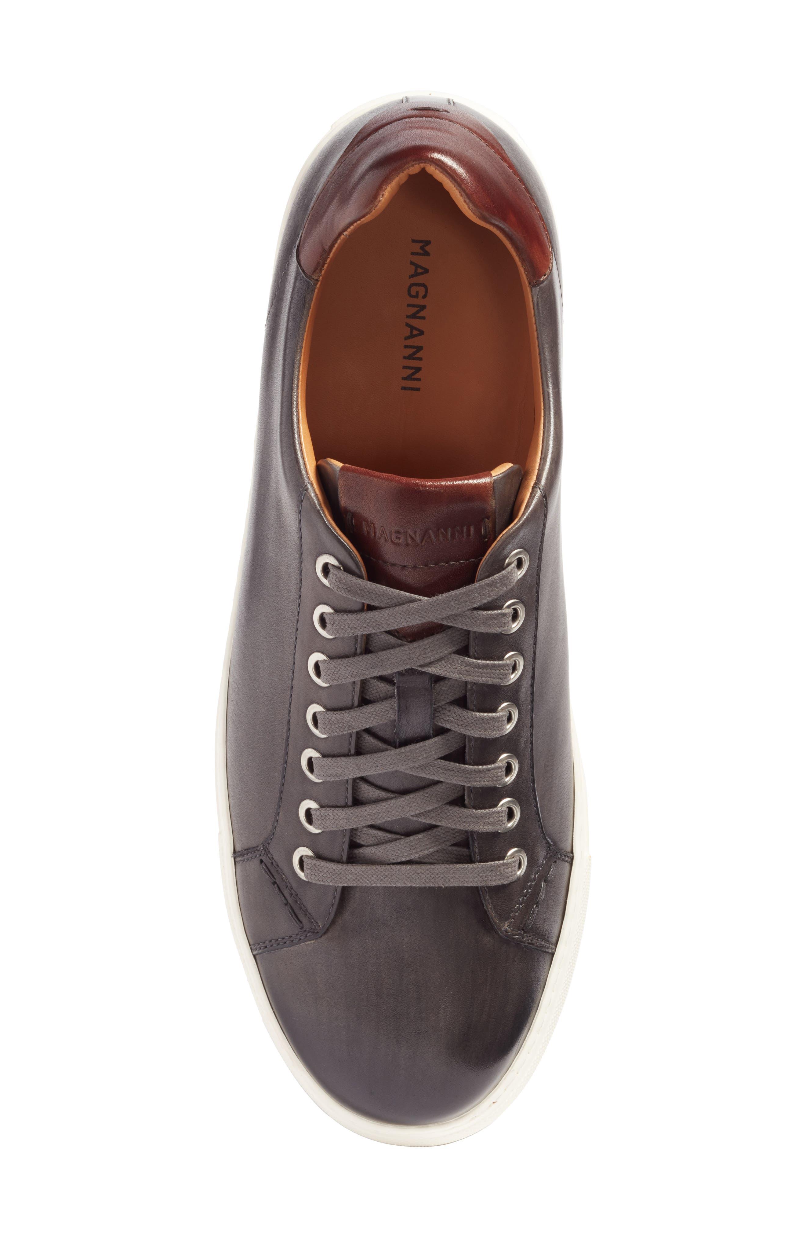 Alternate Image 5  - Magnanni Falco Lo Sneaker (Men)