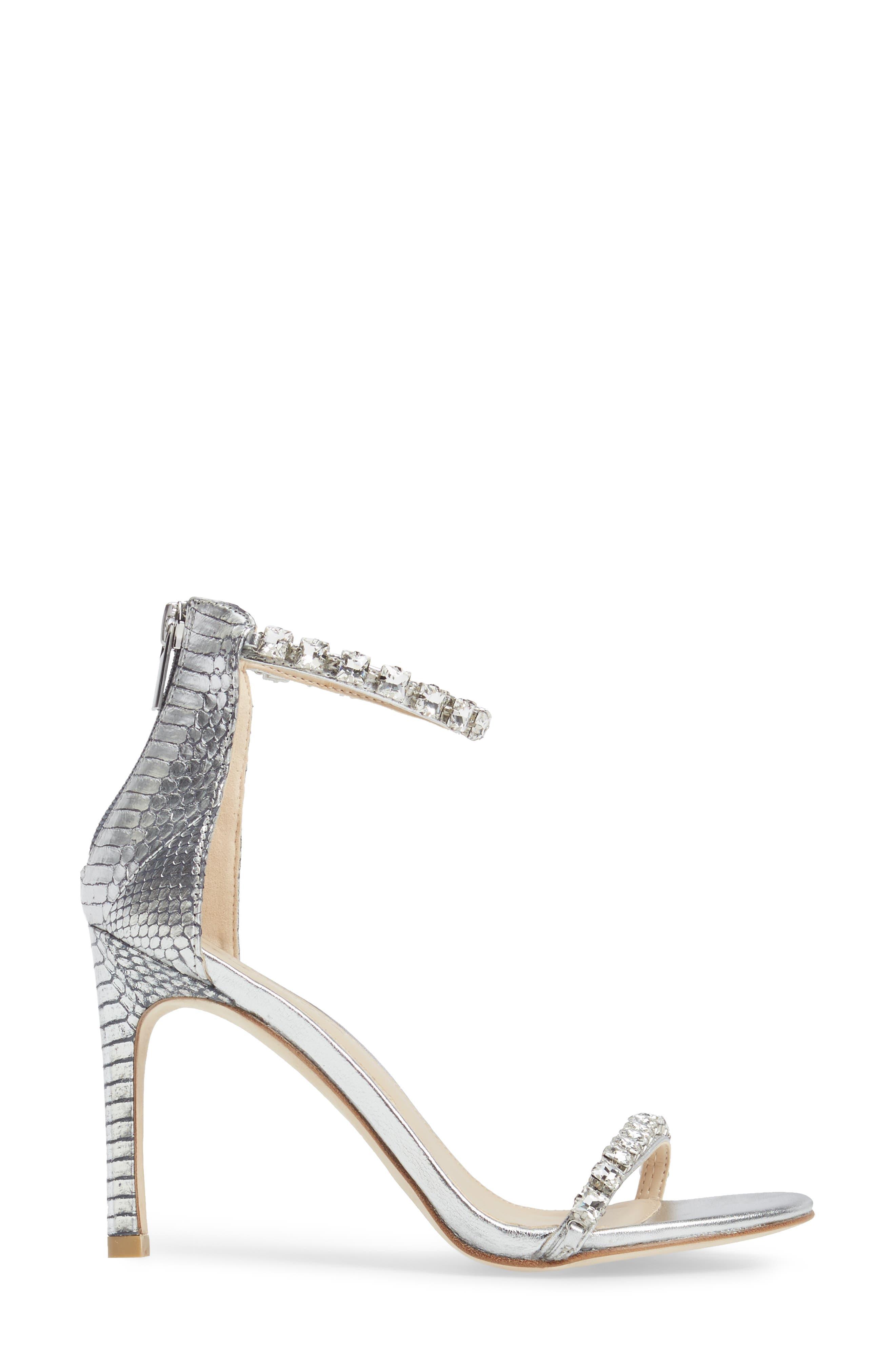 Alternate Image 3  - Pelle Moda Frisk Embellished Sandal (Women)