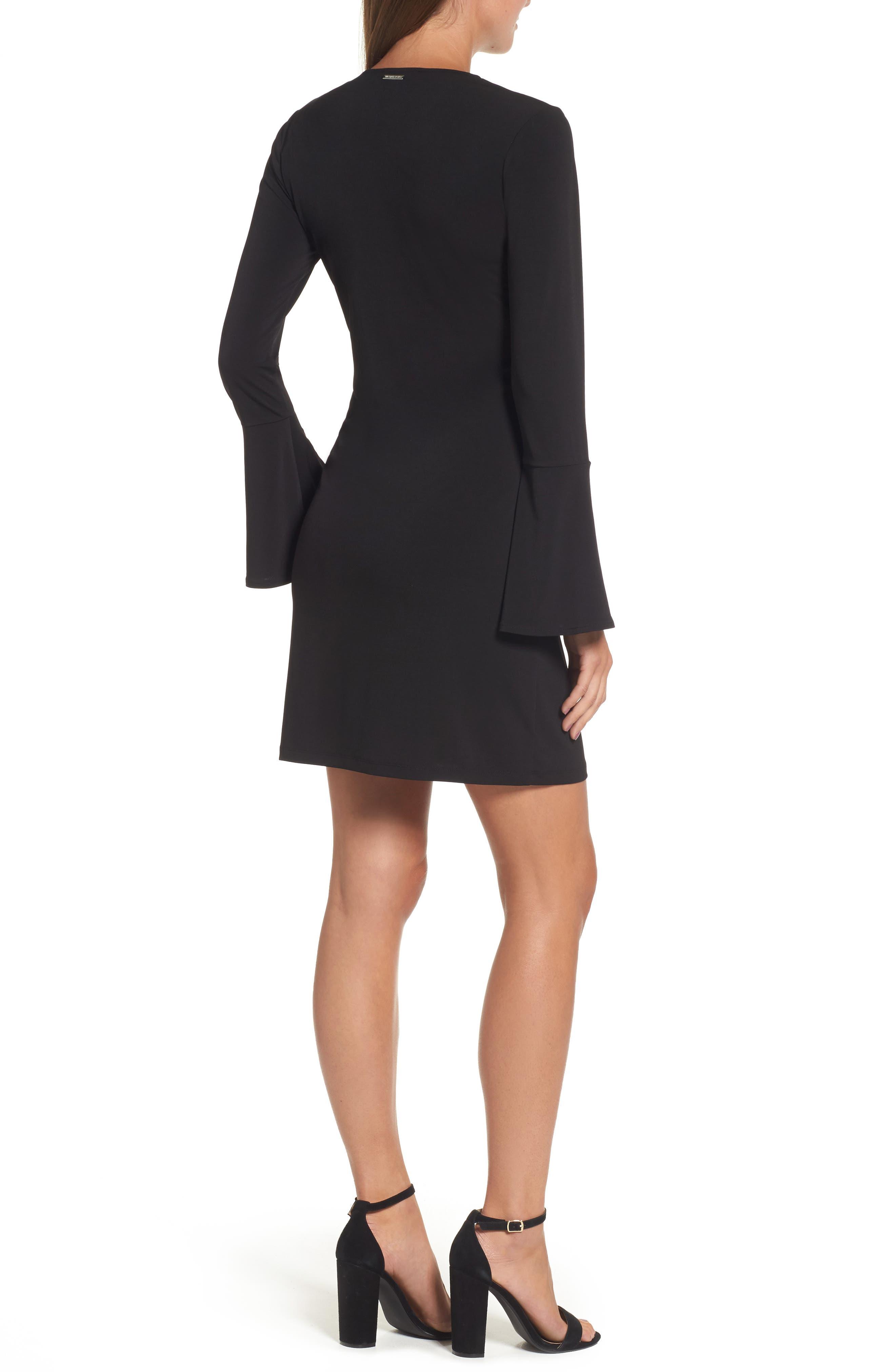 Alternate Image 2  - MICHAEL Michael Kors Grommet Lace Shift Dress