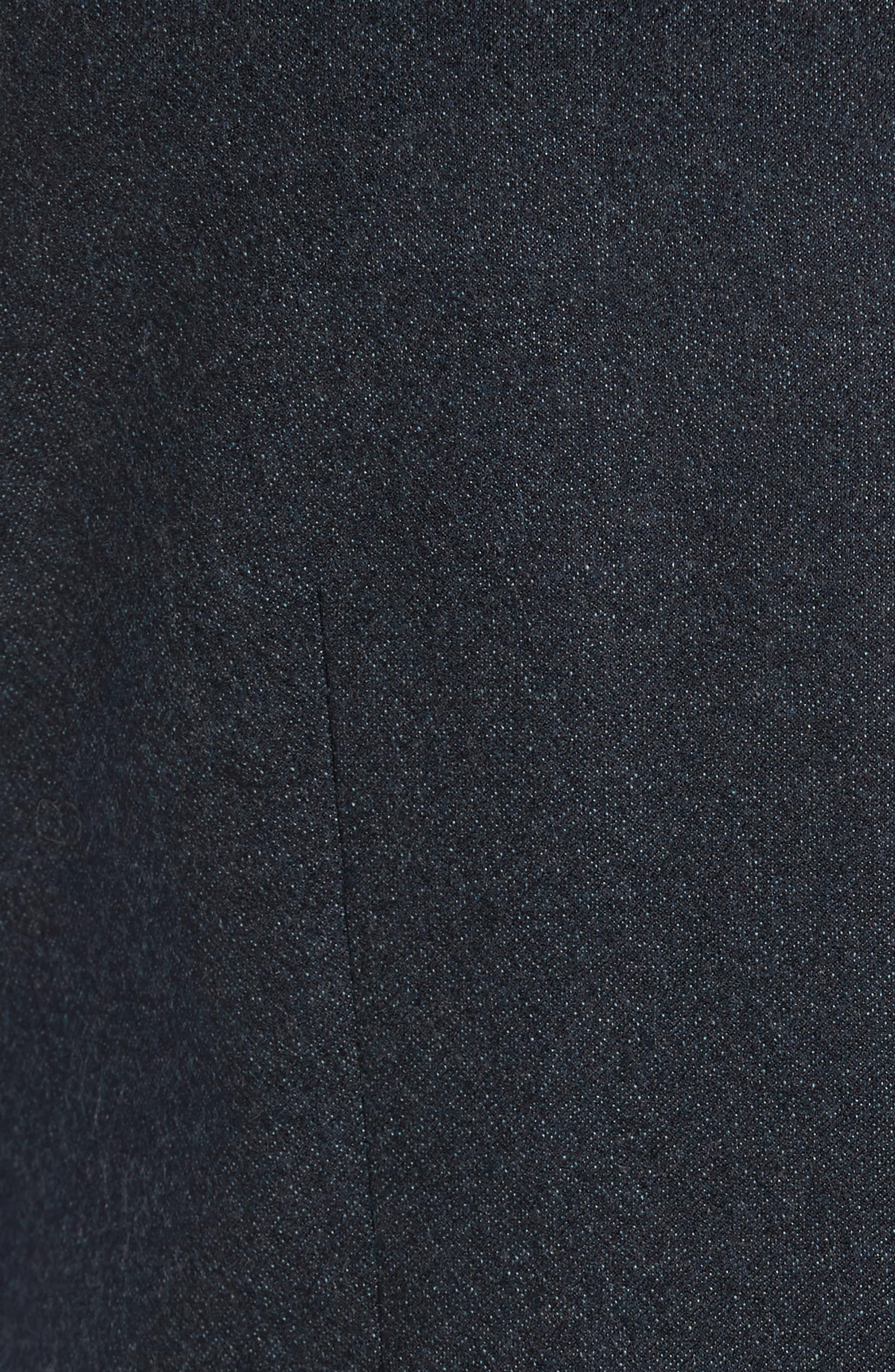 Alternate Image 5  - Ted Baker London Troy Trim Fit Solid Wool Vest