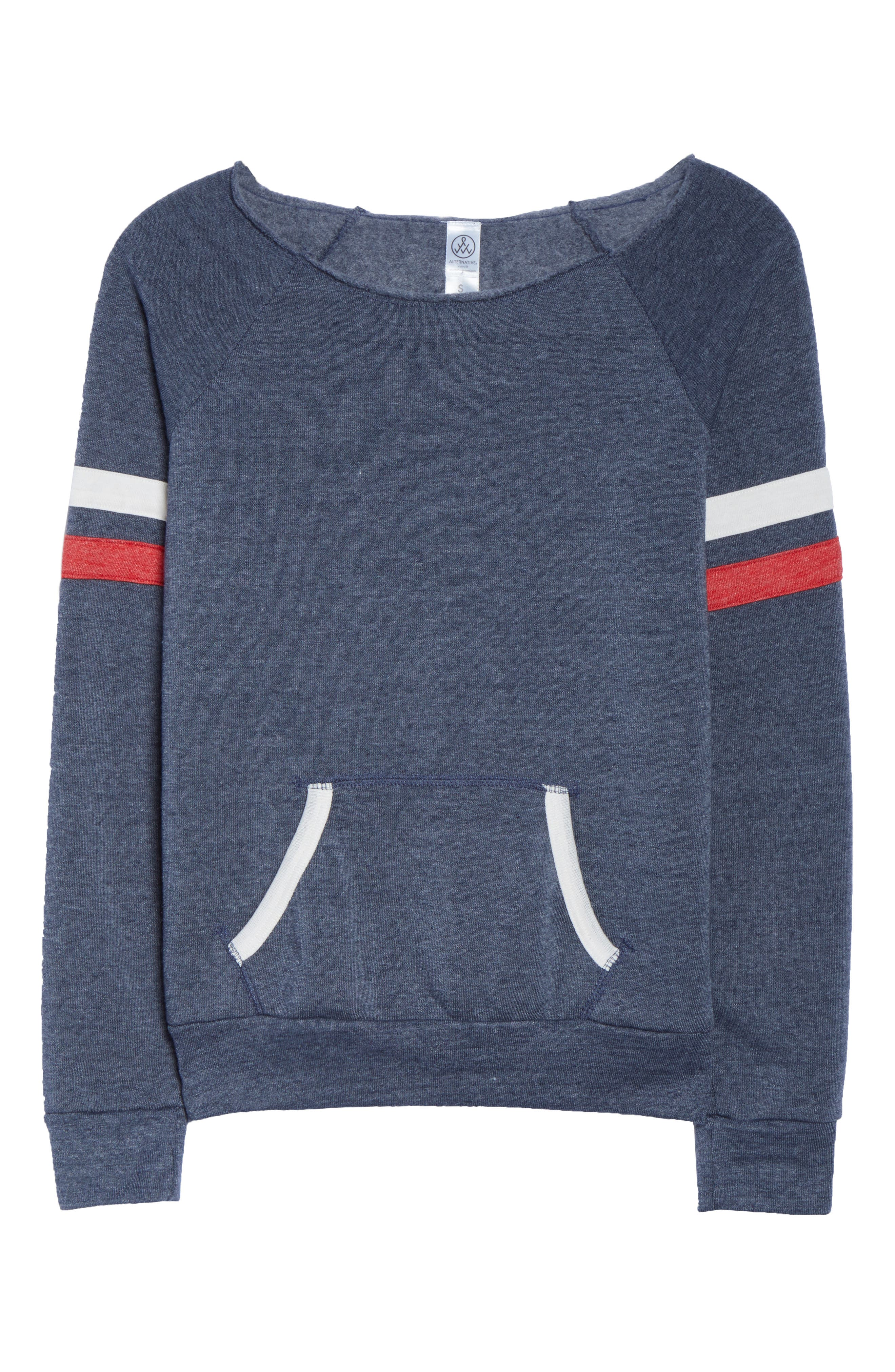 Maniac Sport Pullover,                             Alternate thumbnail 4, color,                             Eco True Navy