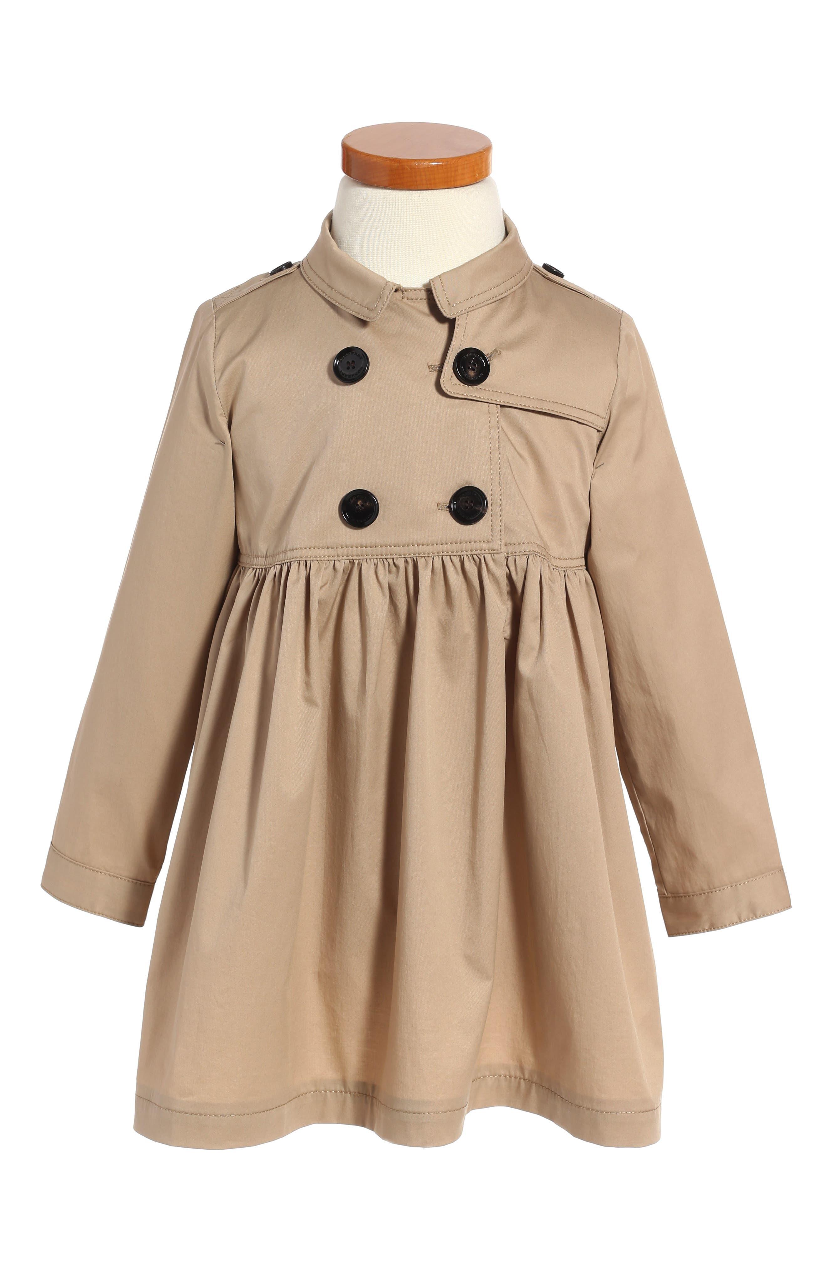 Burberry Lillybeth Dress (Toddler Girls)