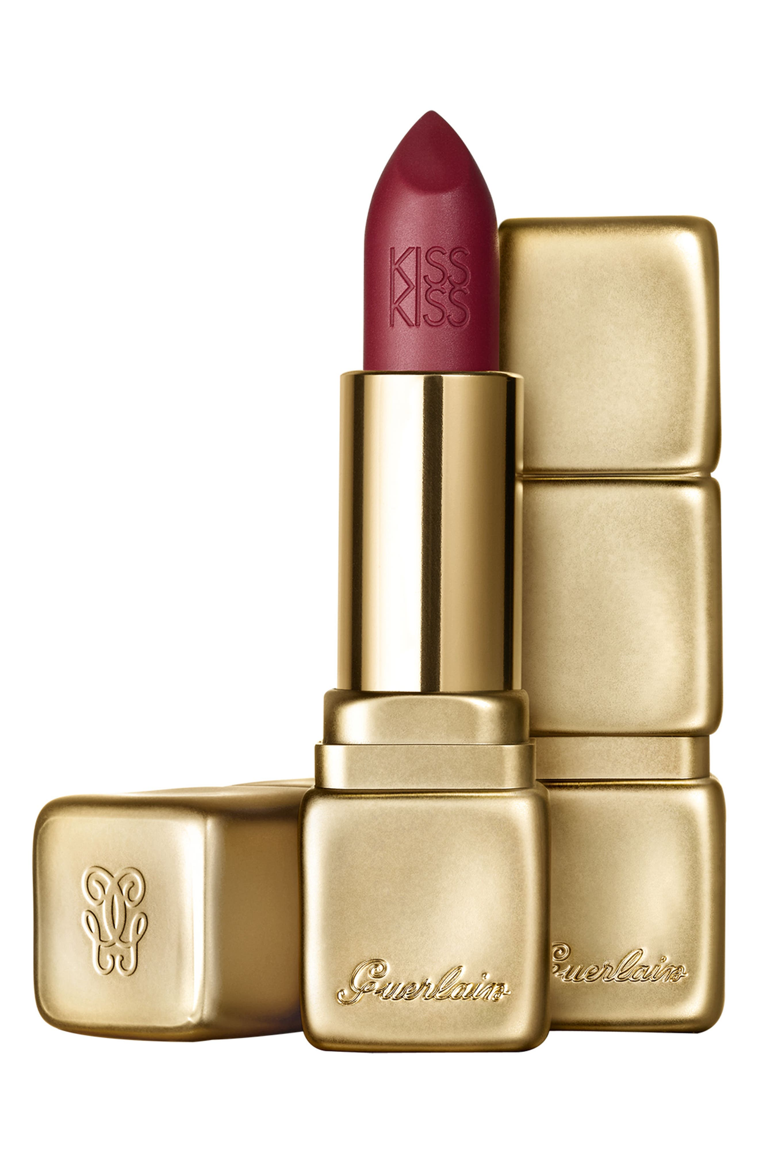 Guerlain KissKiss Matte Lipstick