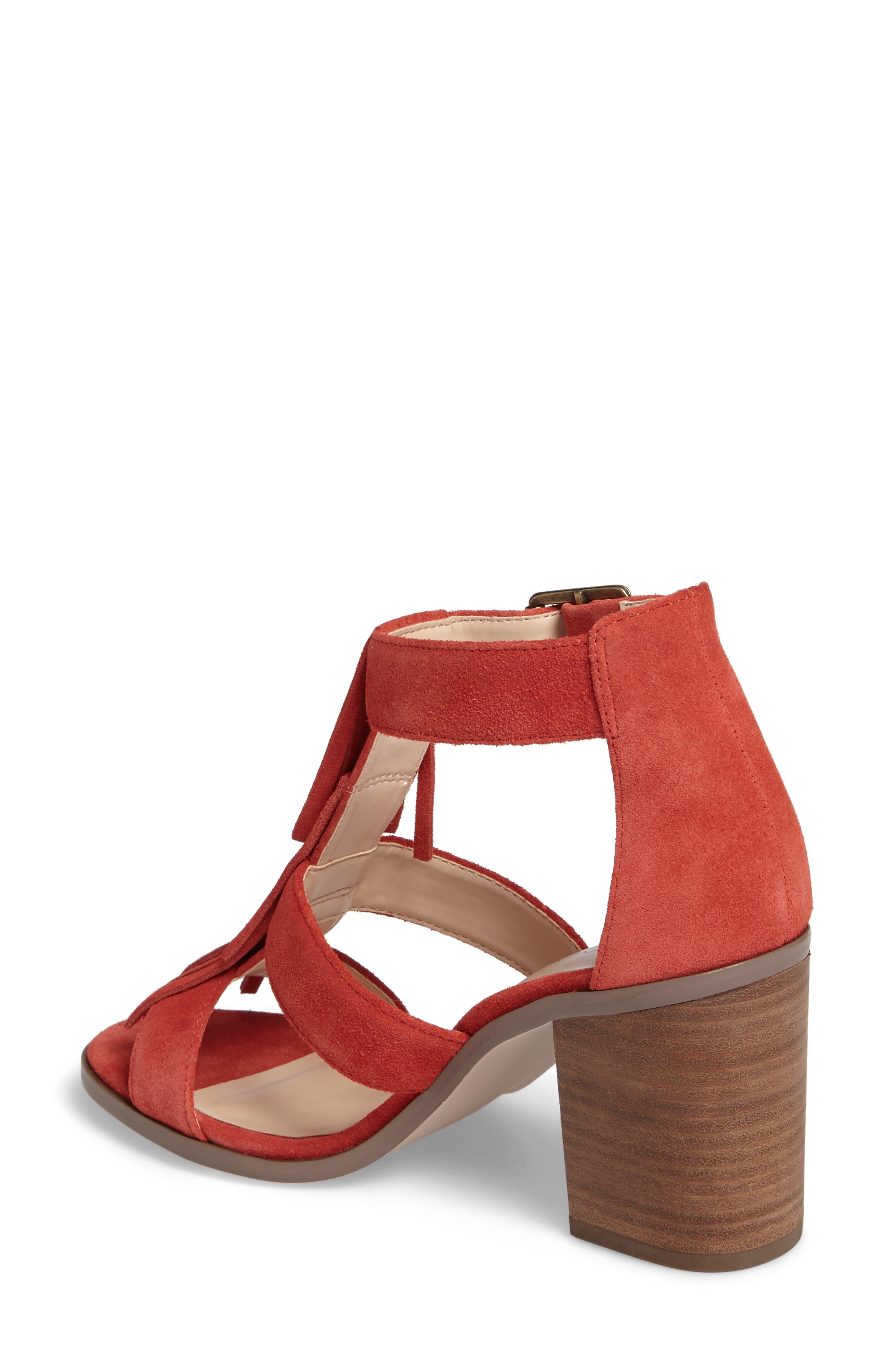 Alternate Image 2  - Sole Society 'Delilah' Fringe Sandal (Women)