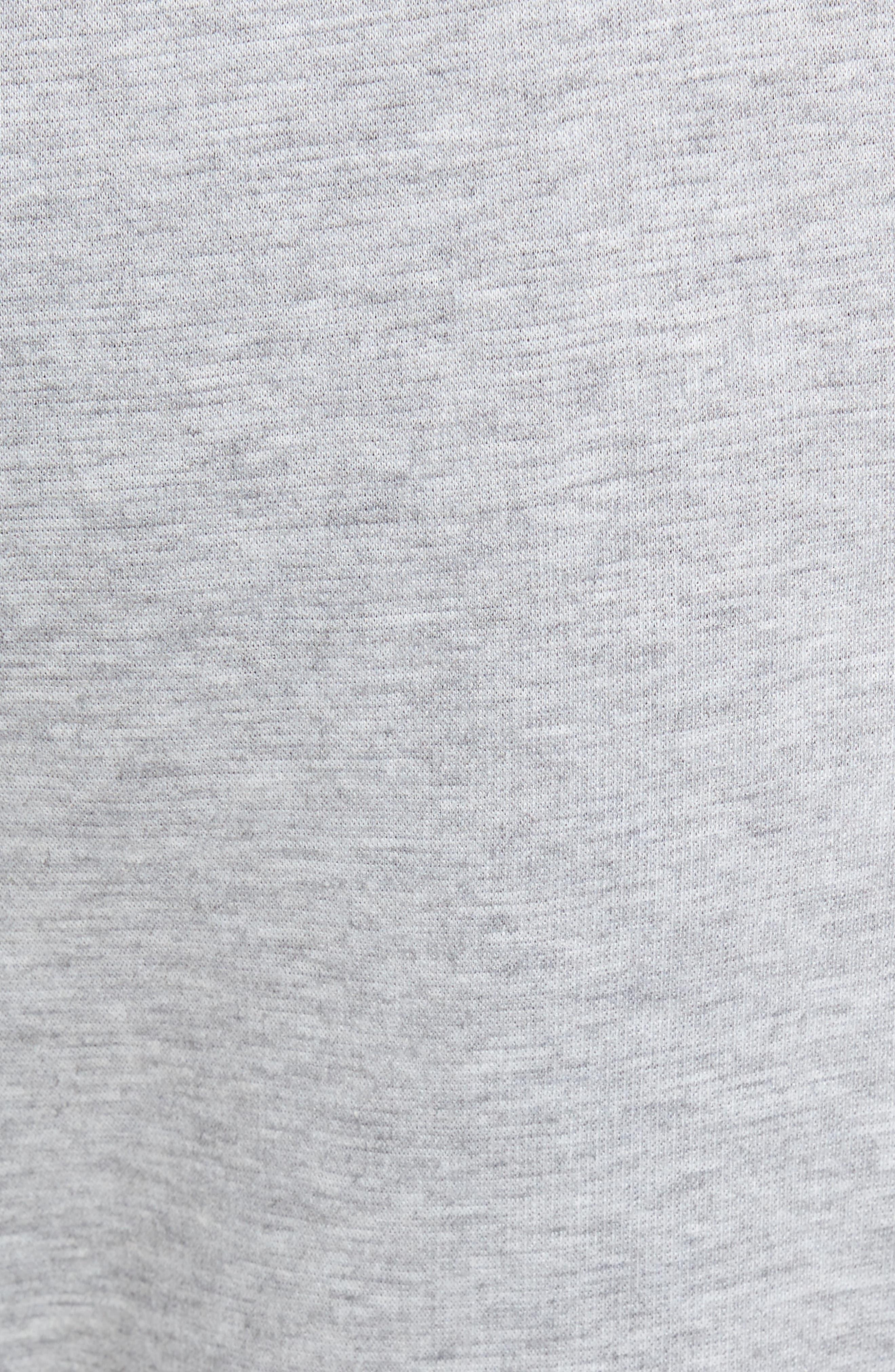 Double Take Knit Lounge Pants,                             Alternate thumbnail 5, color,                             Grey