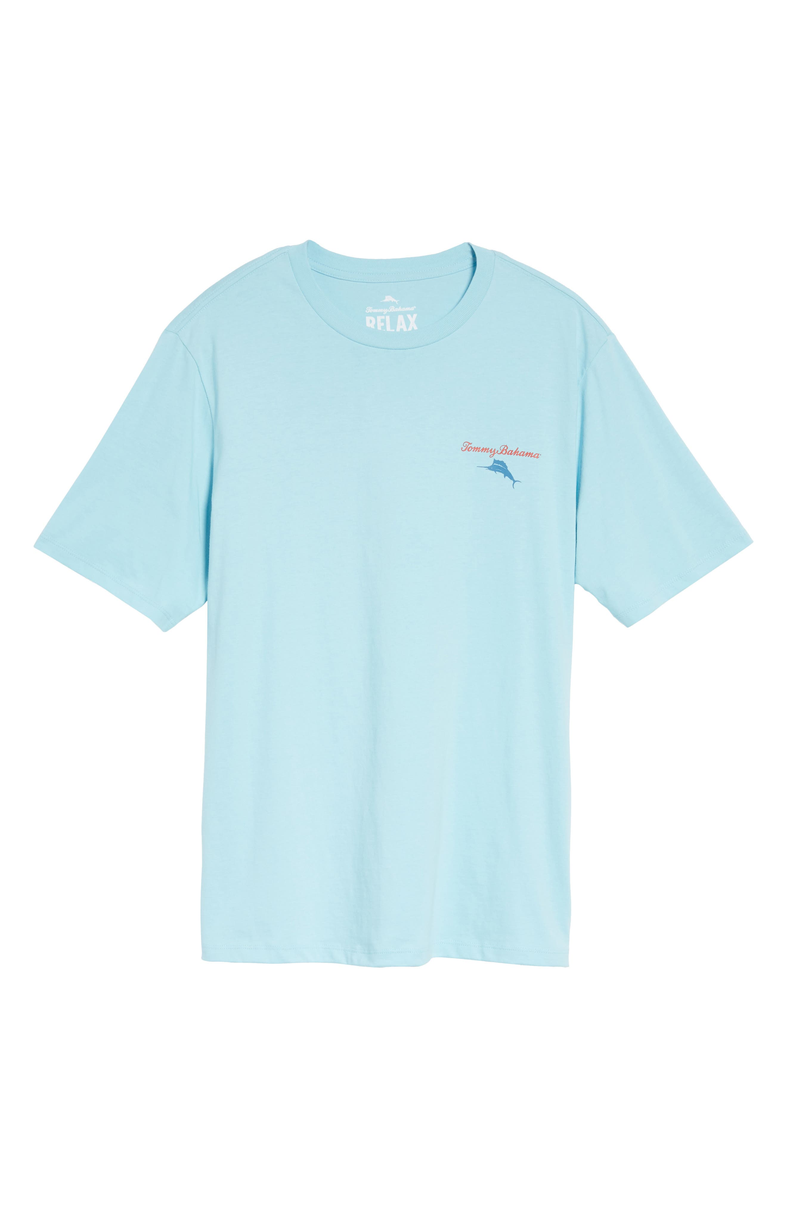 Mr. Ice Guy Graphic T-Shirt,                             Alternate thumbnail 6, color,                             Graceful Sea