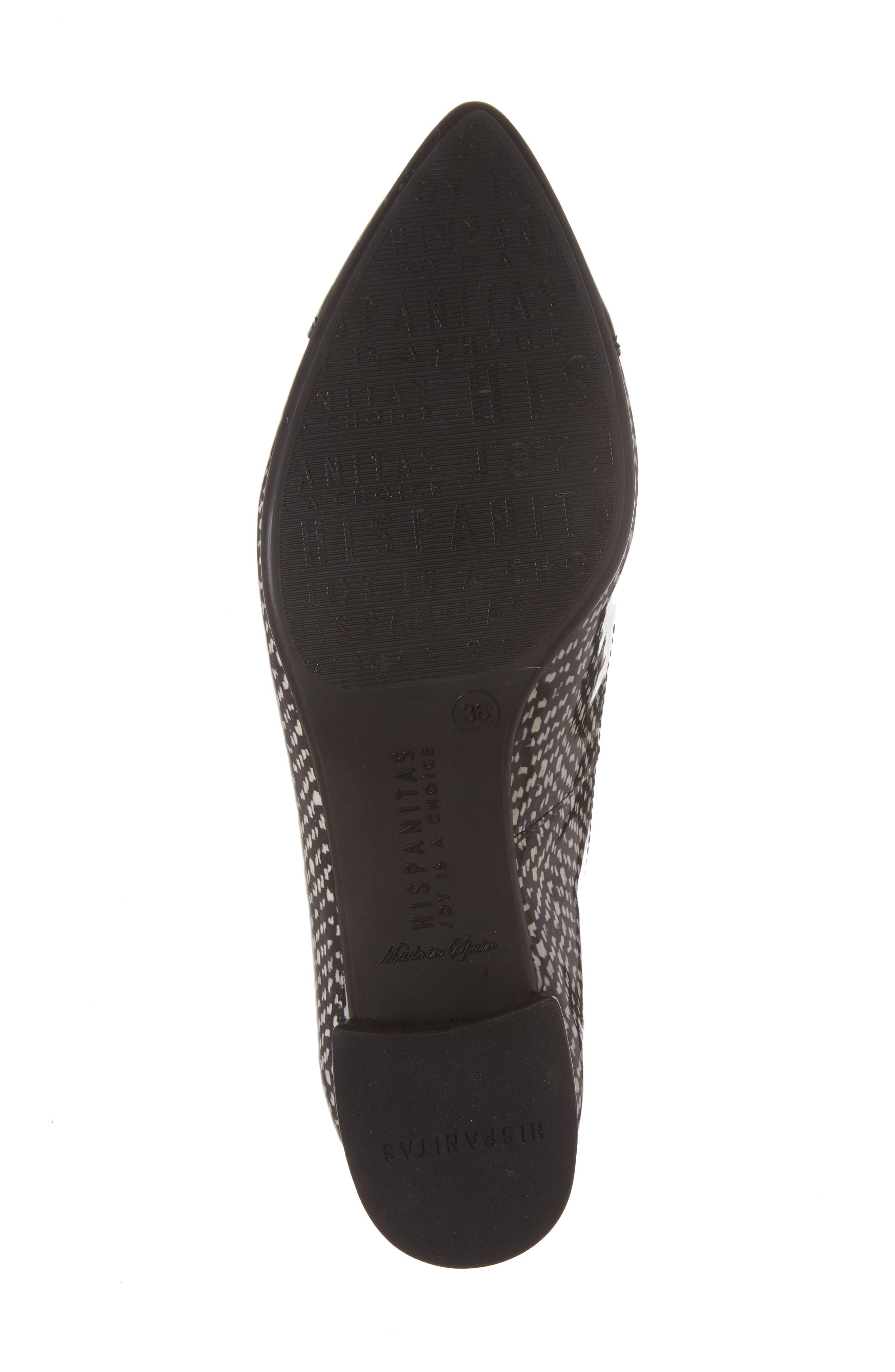 Alternate Image 6  - Hispanitas Uri Pointy Toe Pump (Women)