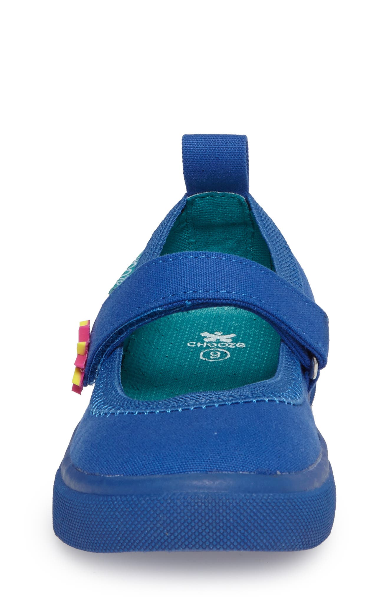 Alternate Image 4  - CHOOZE Skip Mary Jane Sneaker (Toddler)