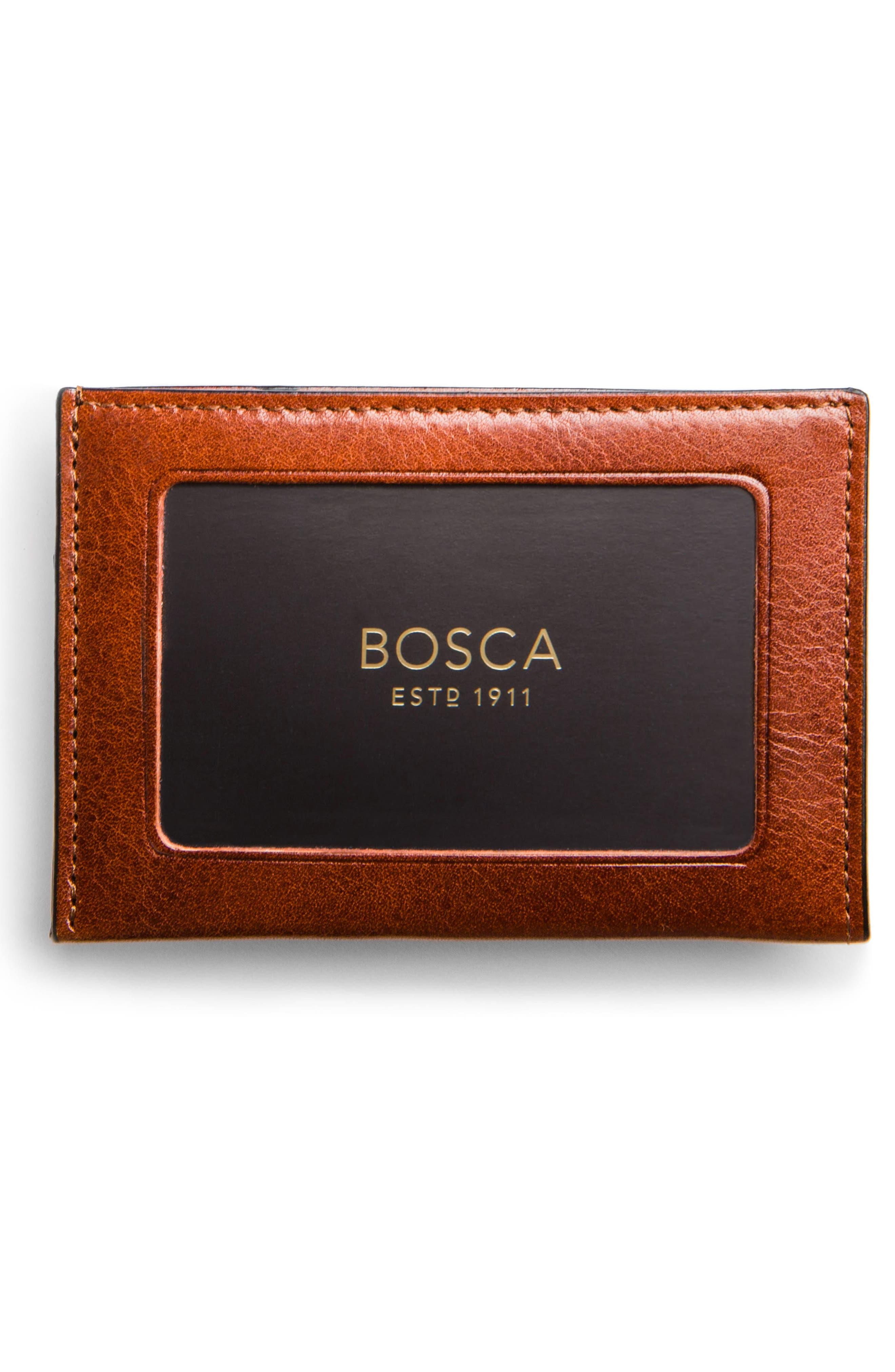 Bosca Aged Leather Wallet