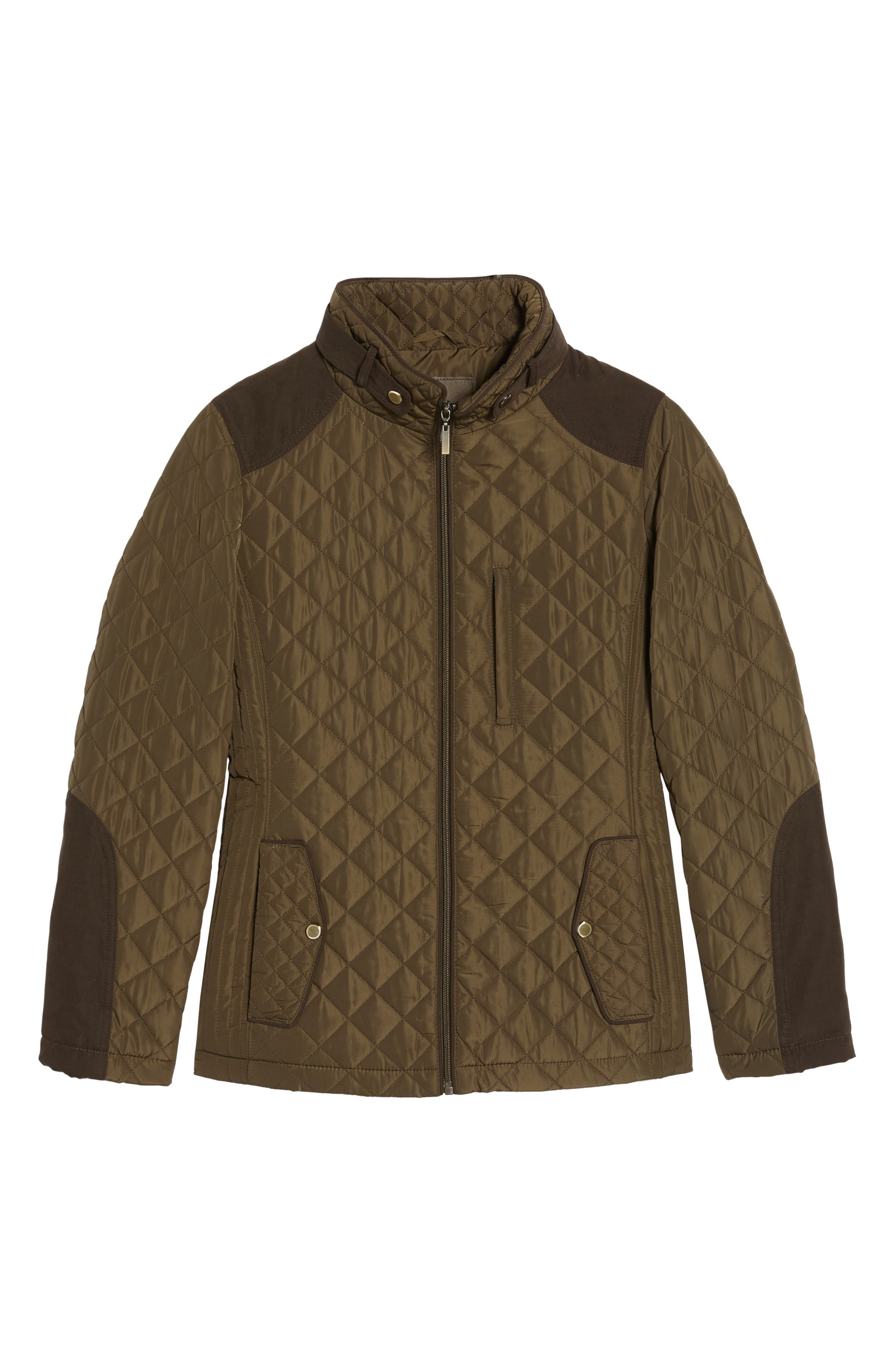 Insulated Jacket,                             Alternate thumbnail 6, color,                             Fatigue