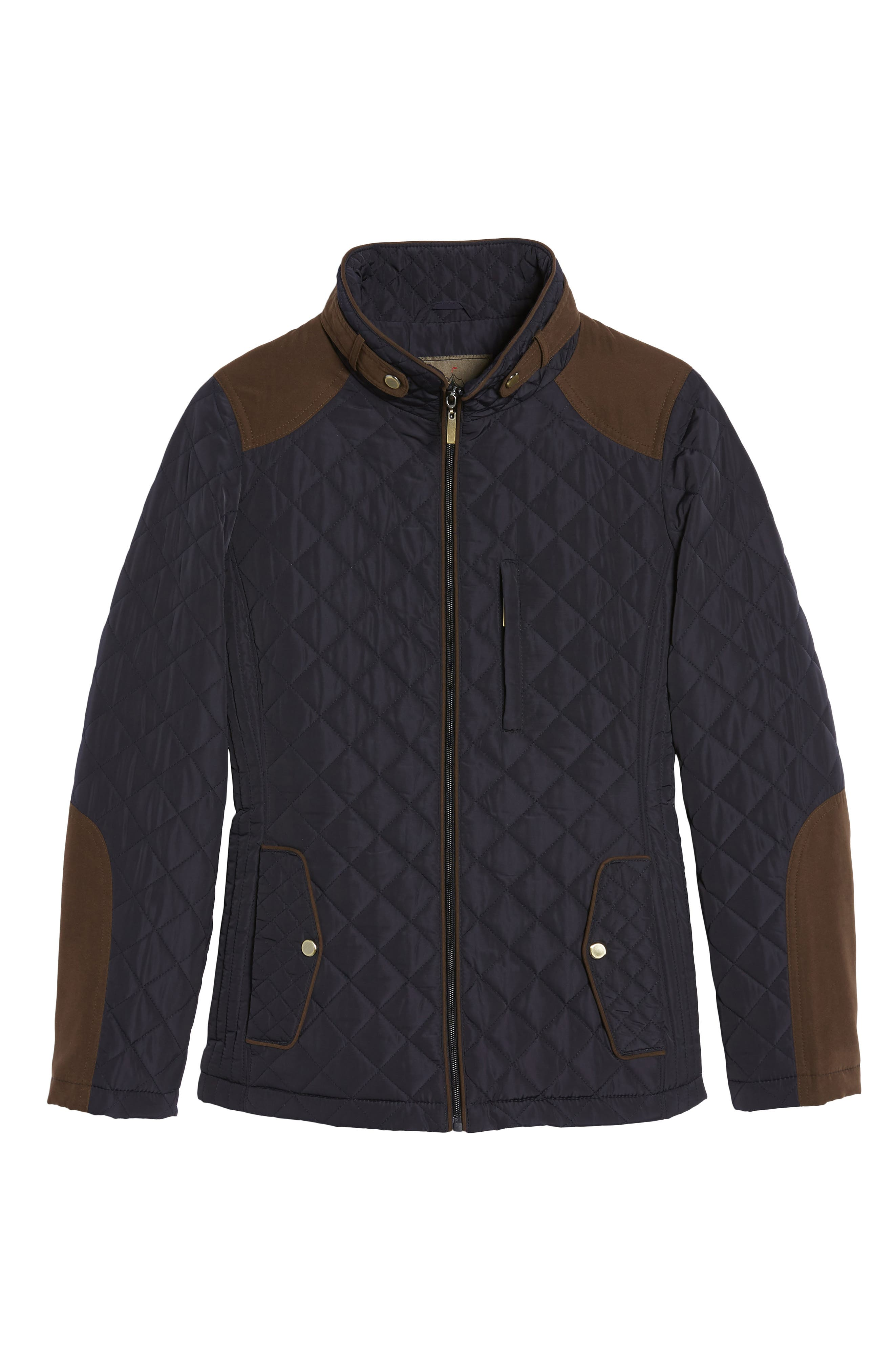 Alternate Image 6  - Gallery Insulated Jacket