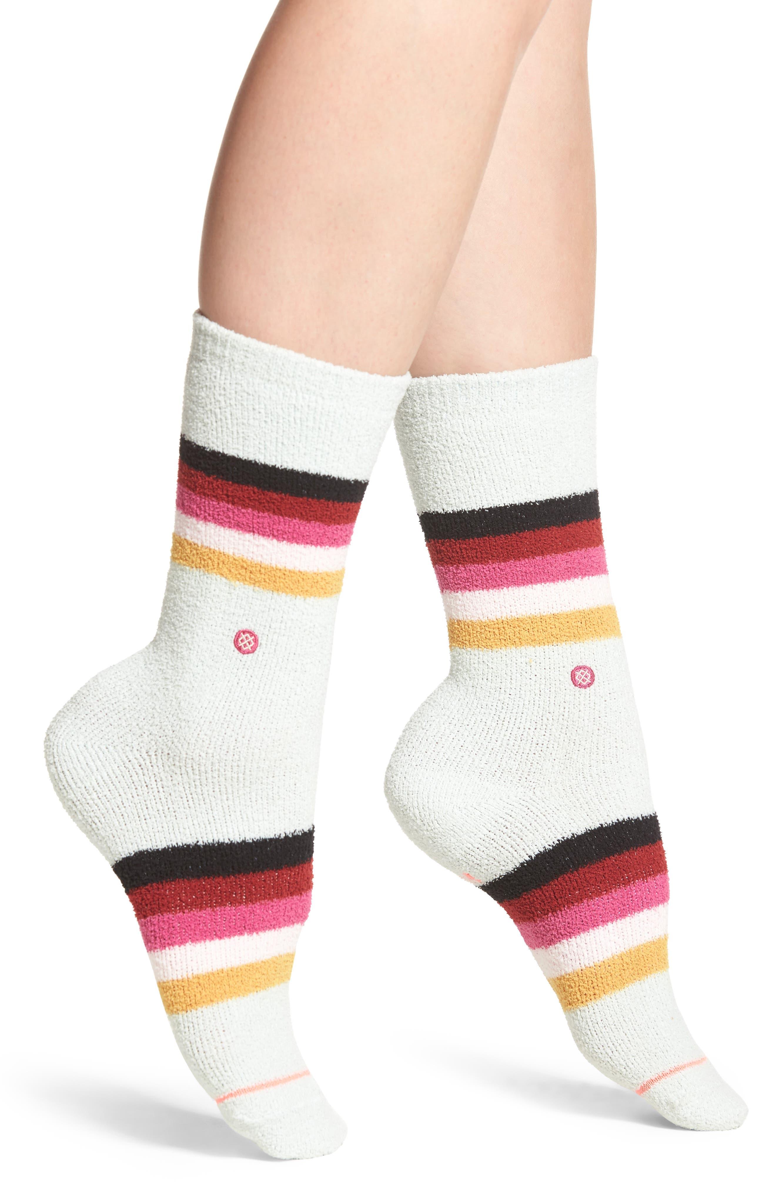 Stance Ice Cap Plush Crew Socks