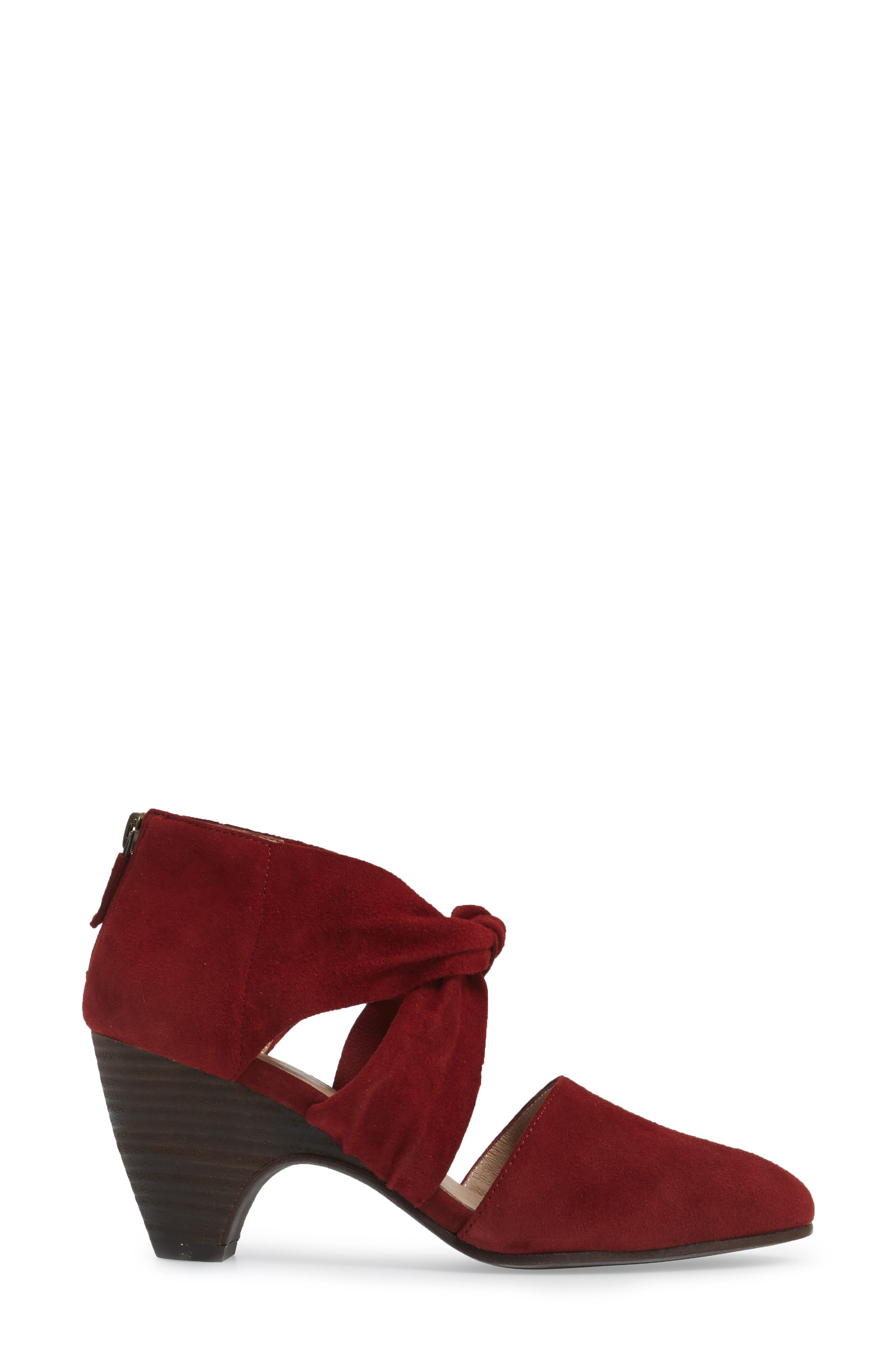Alternate Image 3  - Eileen Fisher Mary d'Orsay Pump (Women)