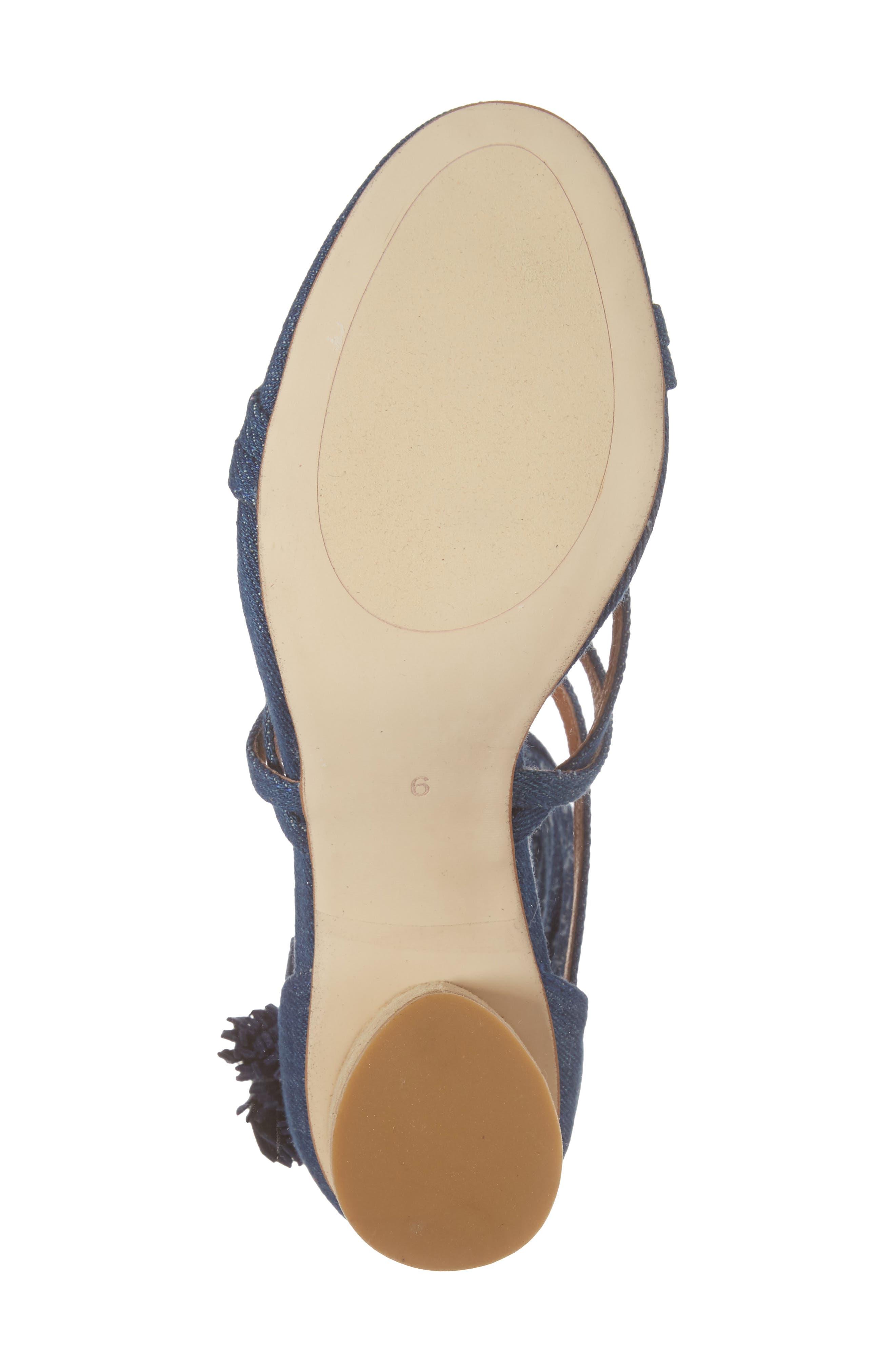 Alternate Image 6  - Jeffrey Campbell 'Despina' Strappy Sandal (Women)